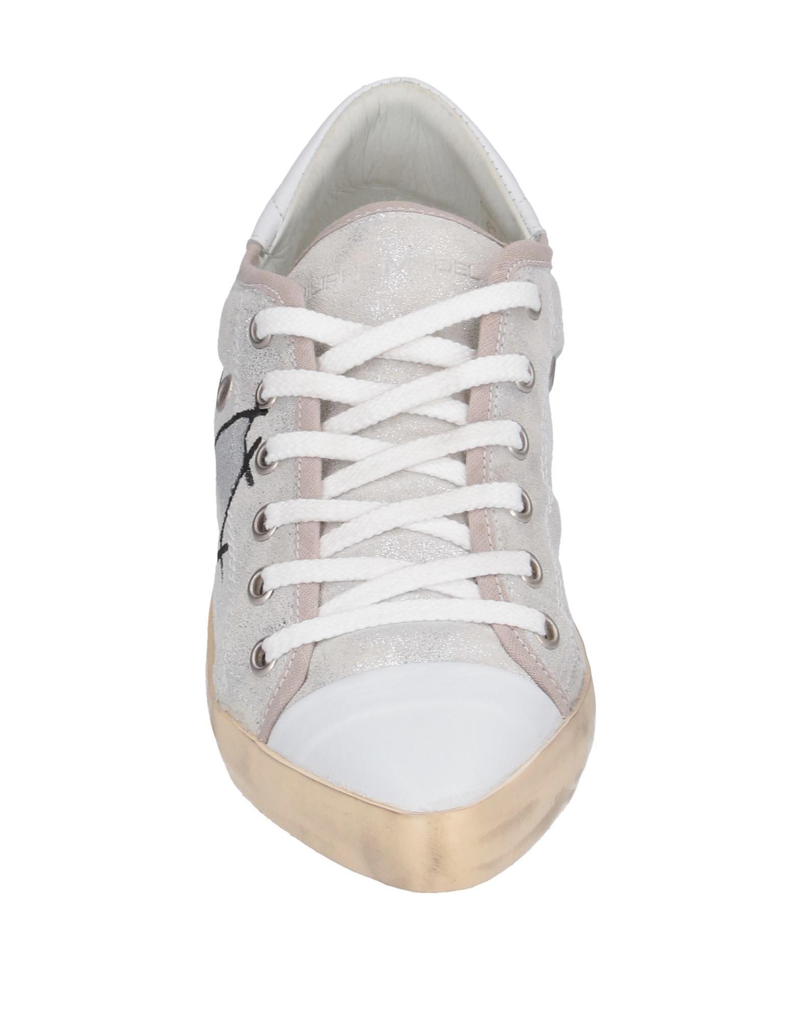 Sneakers & Deportivas Philippe Model de Denim de color Gris