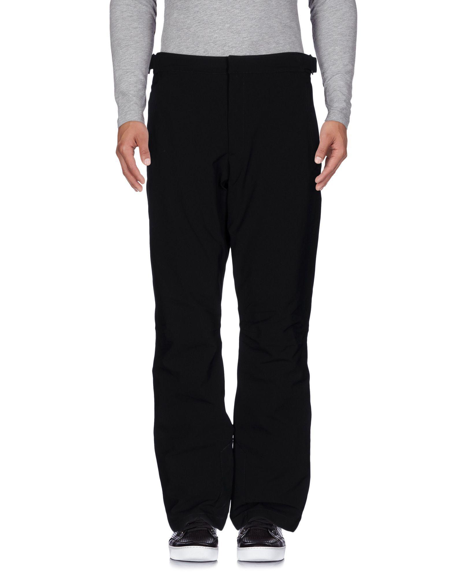 02abebdd Men's Black Ski Pants