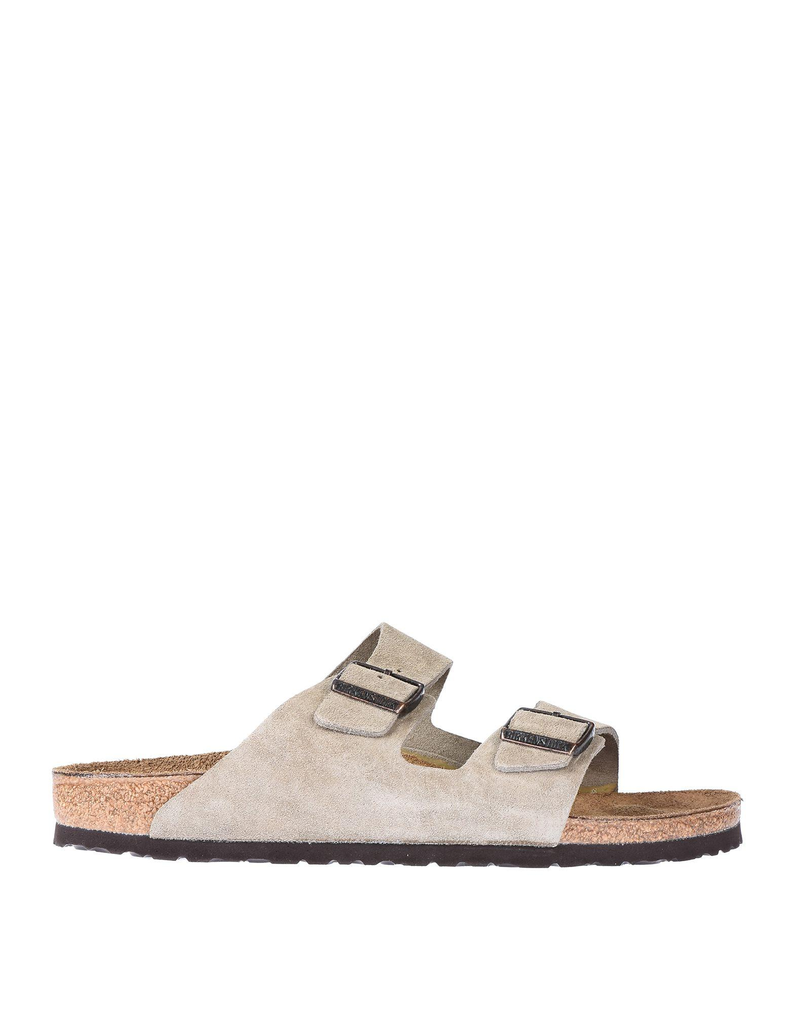 77d3f093c58 Lyst - Birkenstock Sandals in Gray for Men