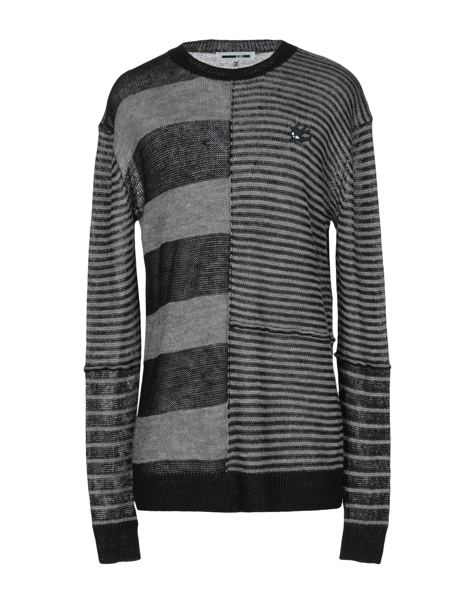 c289a69f36b Lyst - McQ Jumper in Gray for Men - Save 22%