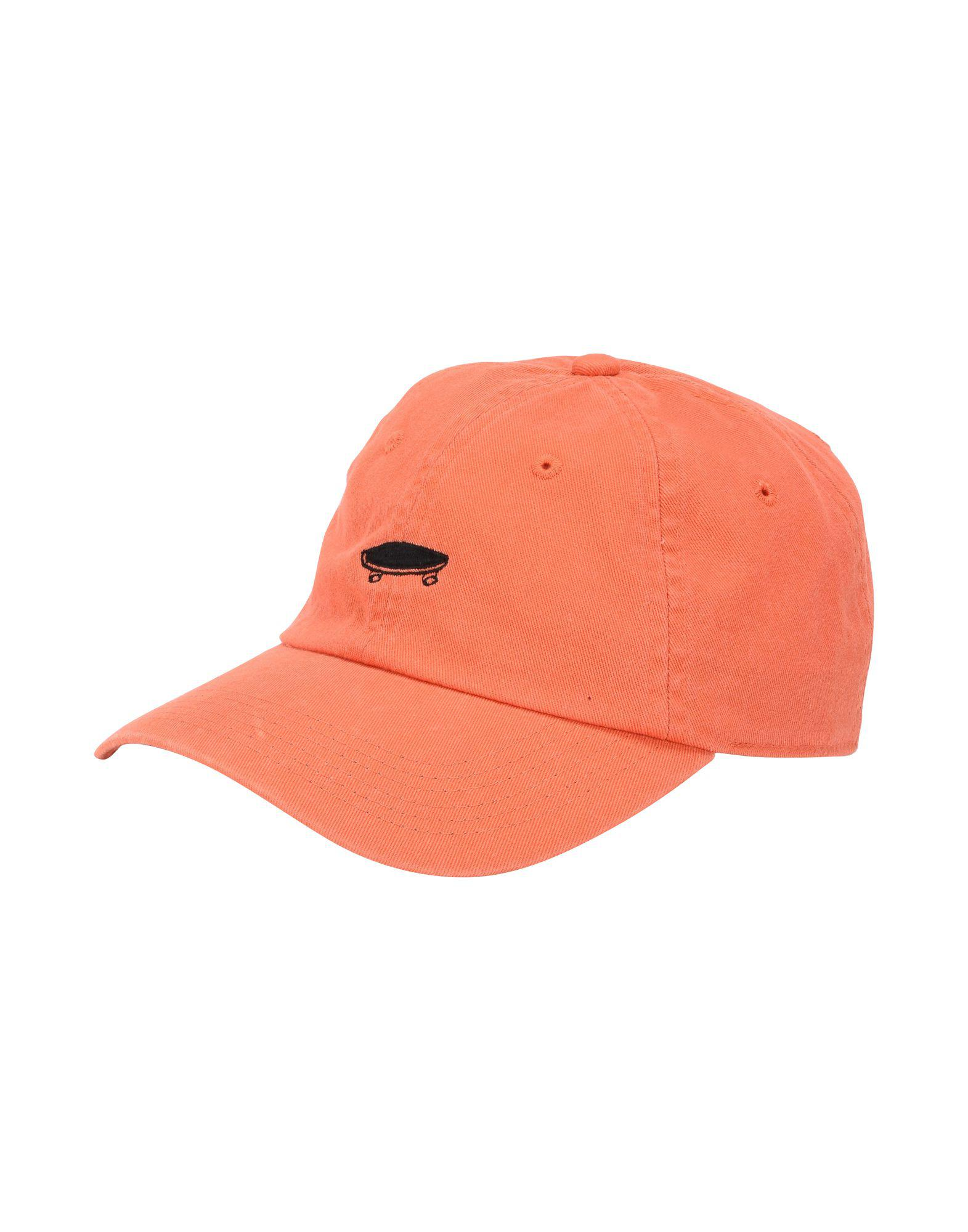 Vans Hat in Orange - Lyst 726600778f7