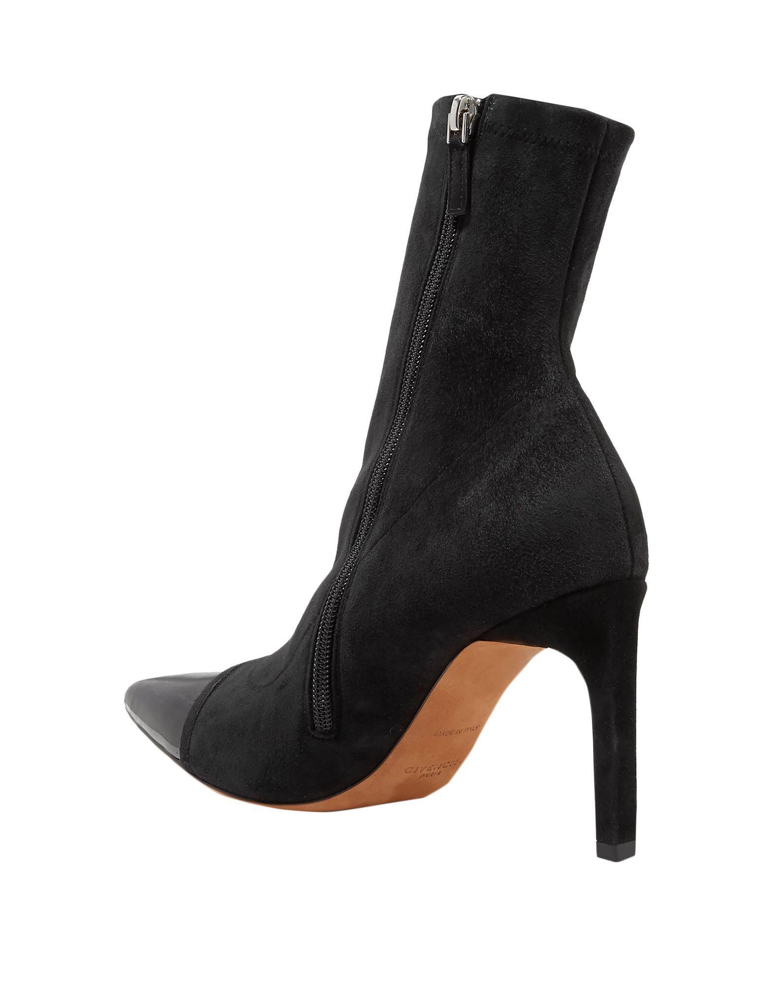 Botines de caña alta Givenchy de color Negro