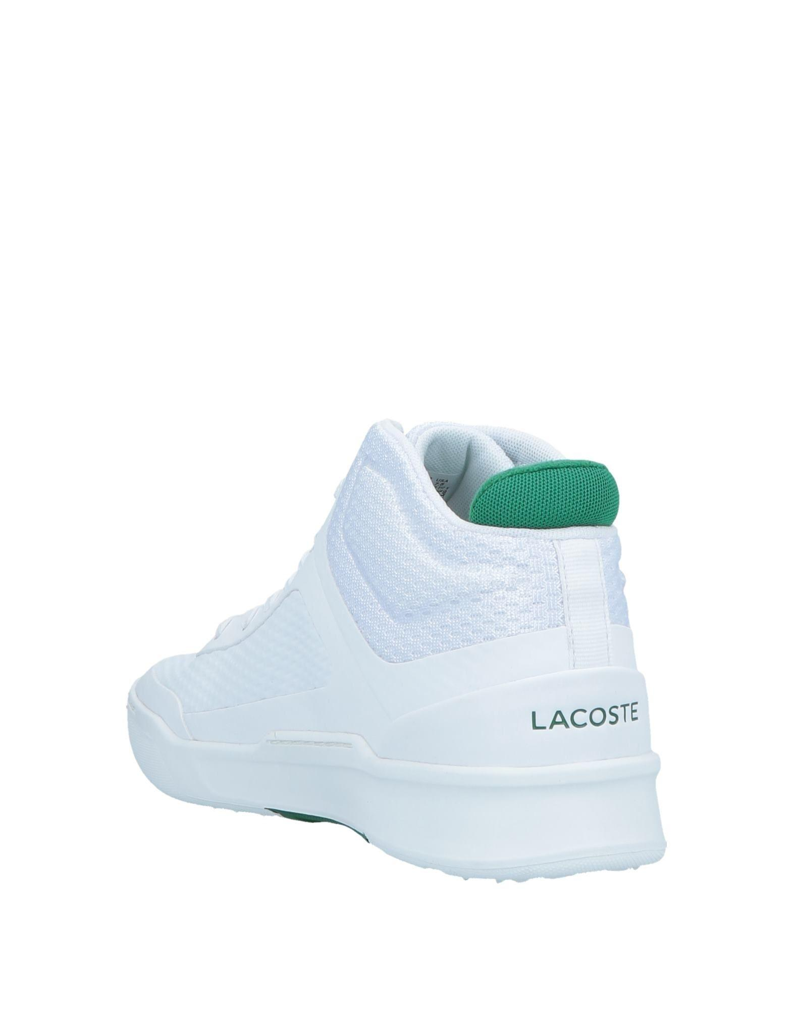 lacoste high cut shoes - 65% OFF