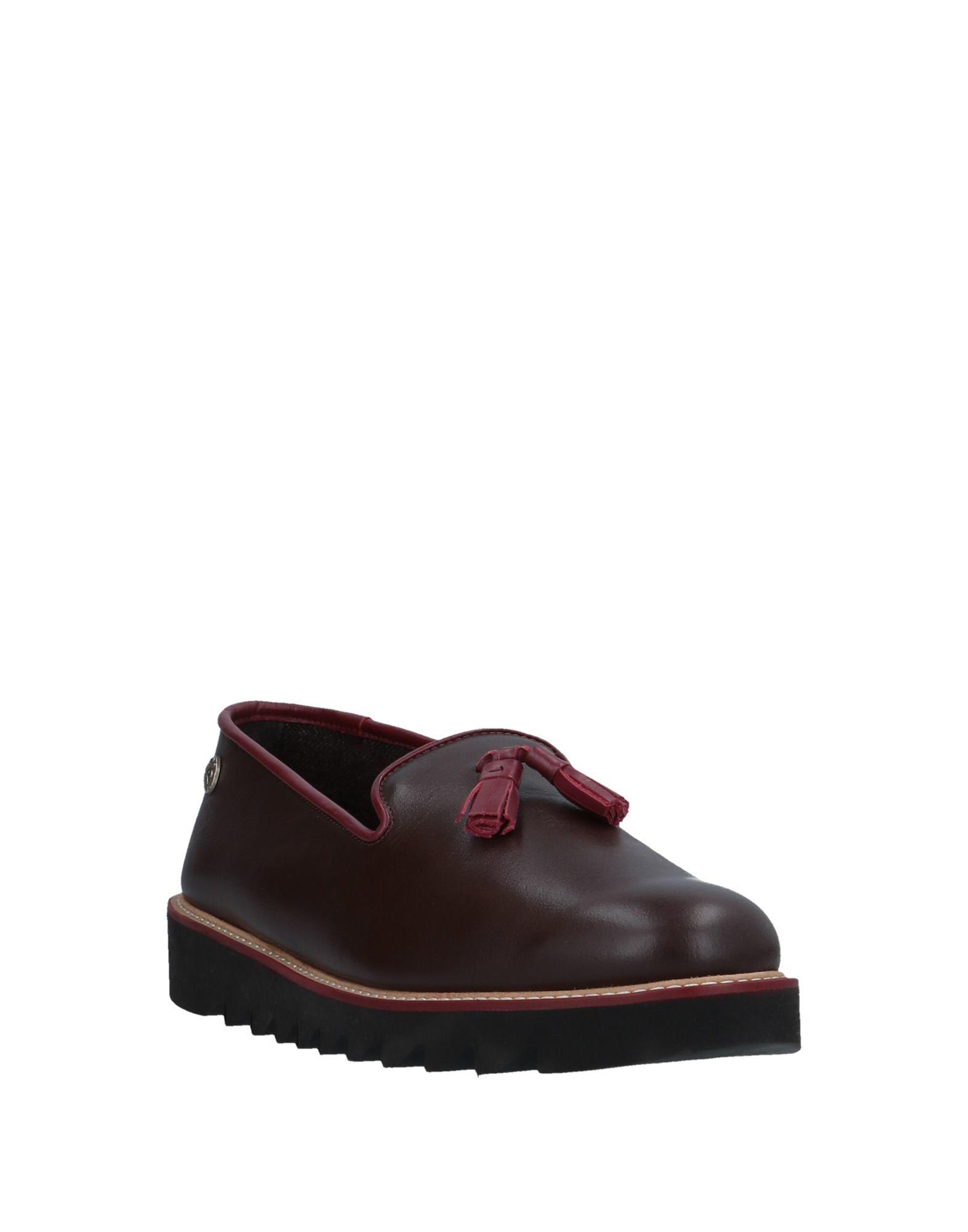 ( Verba ) Leather Loafer in Cocoa (Brown) for Men