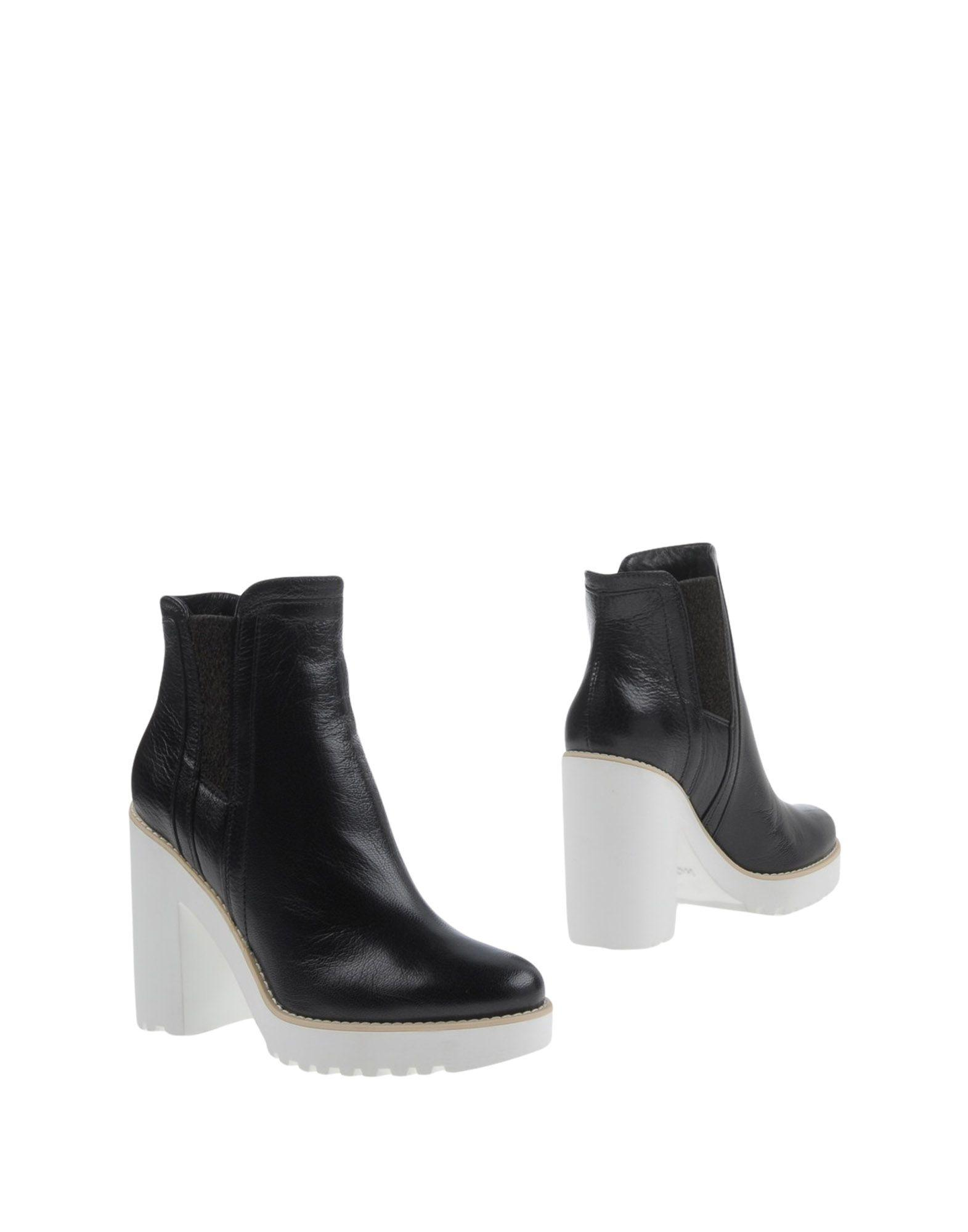 6162f294973 Lyst - Hogan Ankle Boots in Black