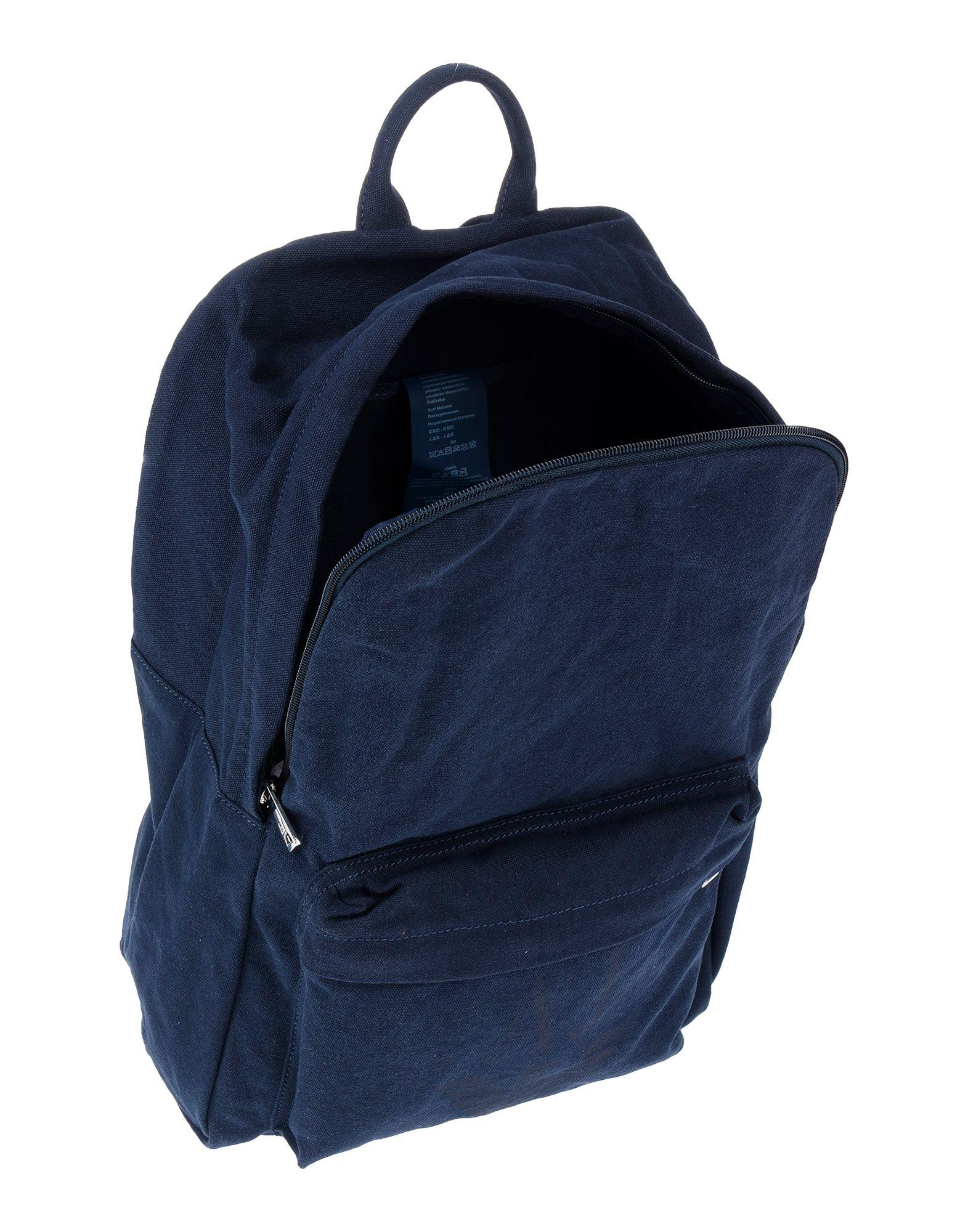 3cd825b15f4c Lyst - Armani Jeans Backpacks   Bum Bags in Blue for Men