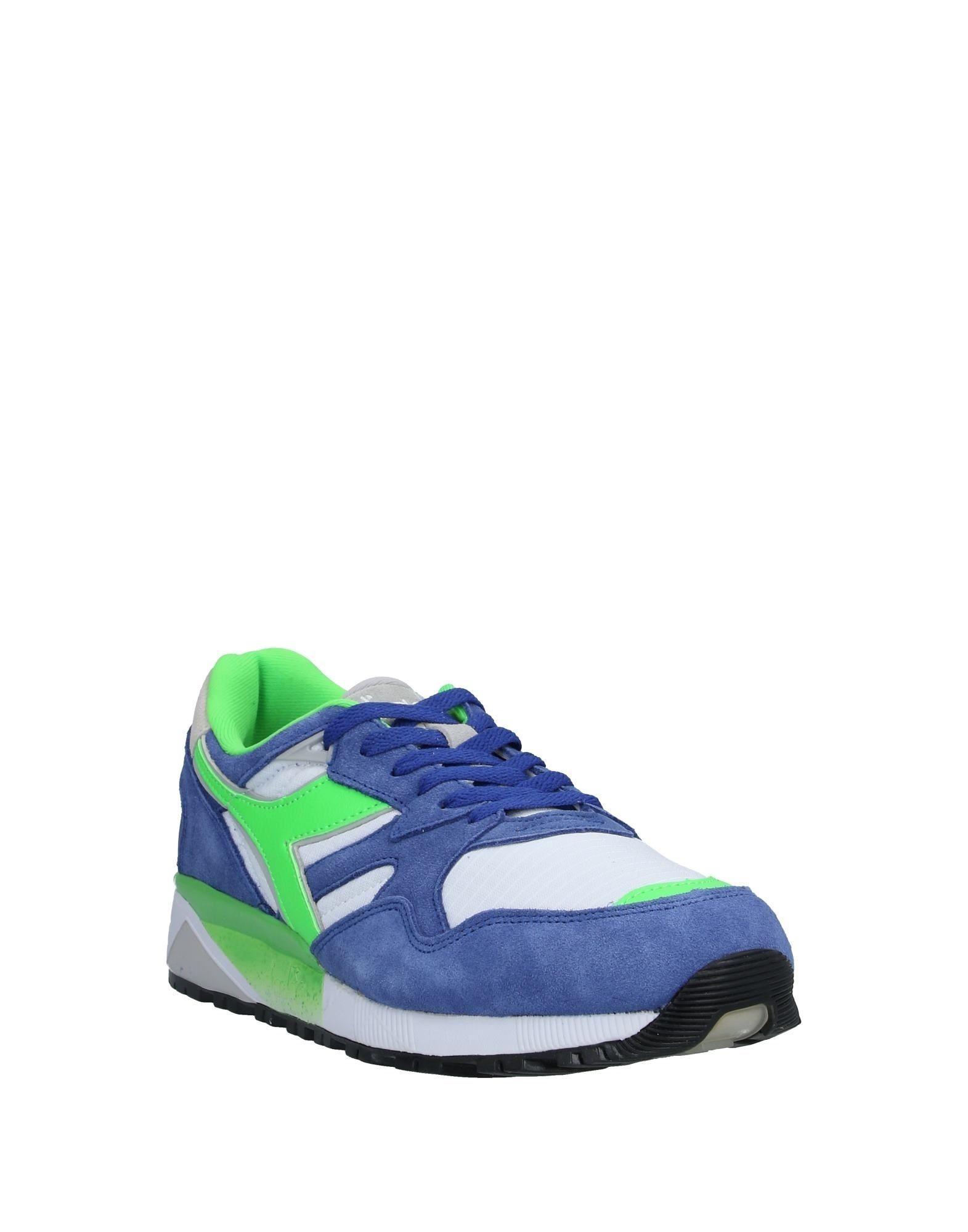 Sneakers & Deportivas Diadora de hombre de color Azul