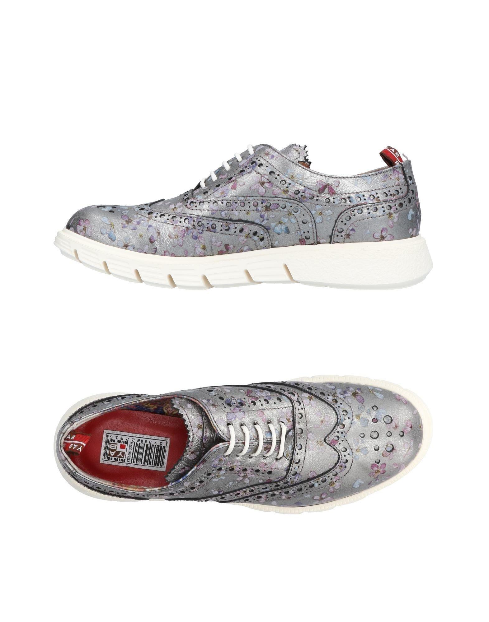FOOTWEAR - Lace-up shoes YAB 6Df6ft