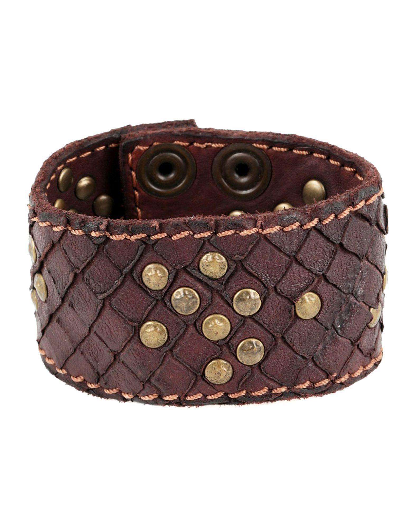 gut aus x Turnschuhe für billige bester Platz Campomaggi Brown Armband