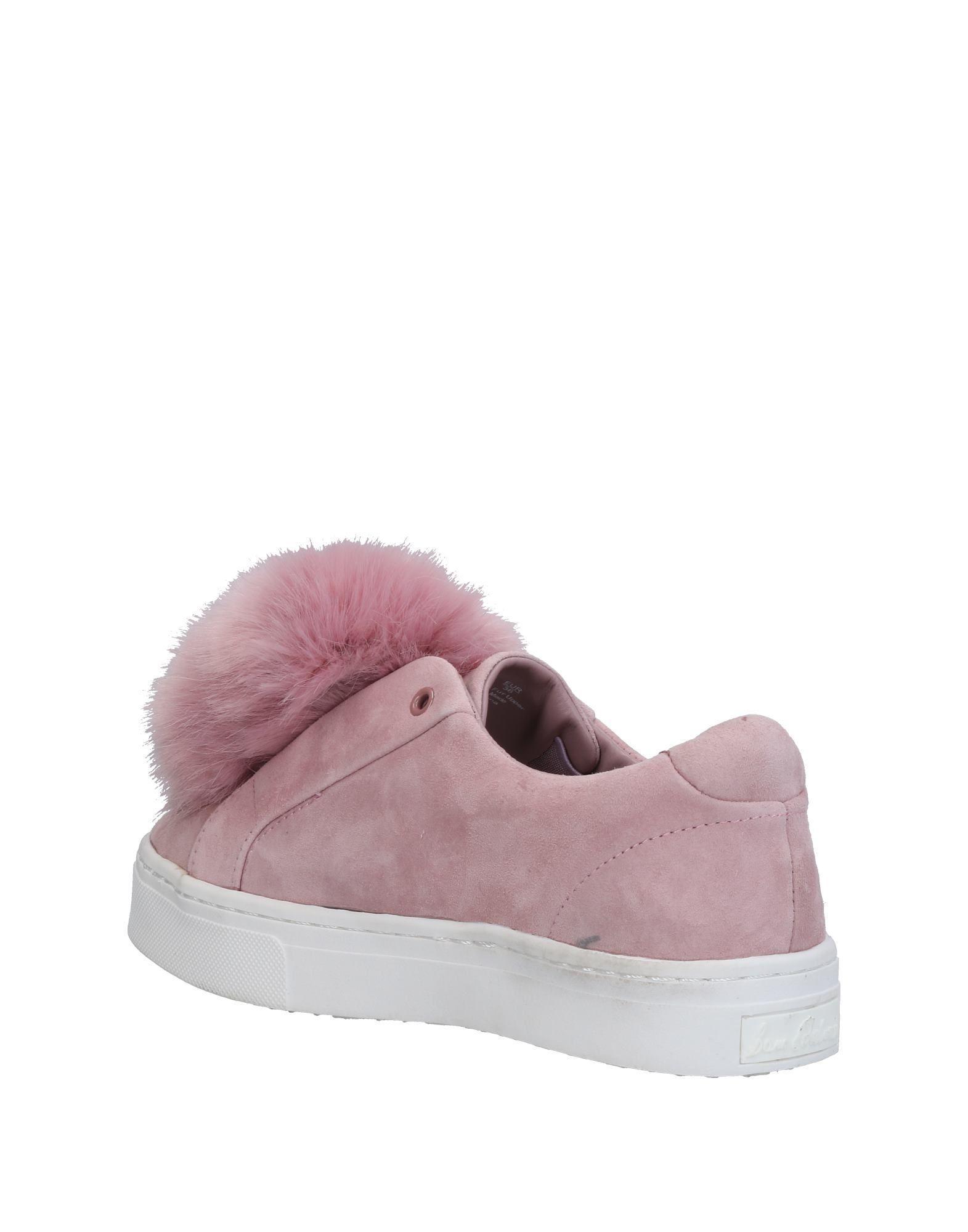 Sneakers & Deportivas Sam Edelman de color Rosa