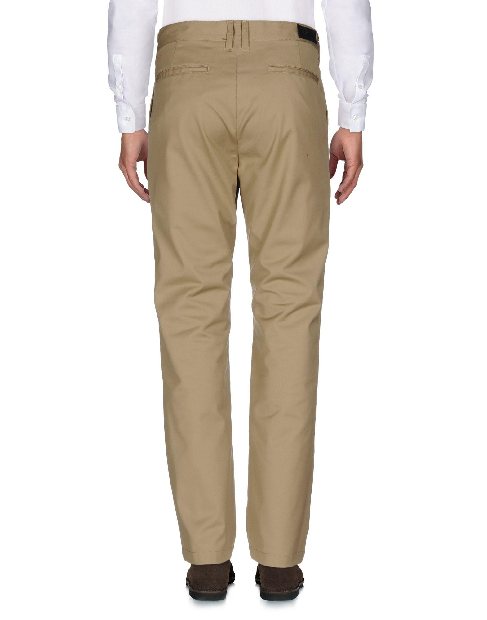 Edwin Synthetic Casual Trouser in Sand (Natural) for Men