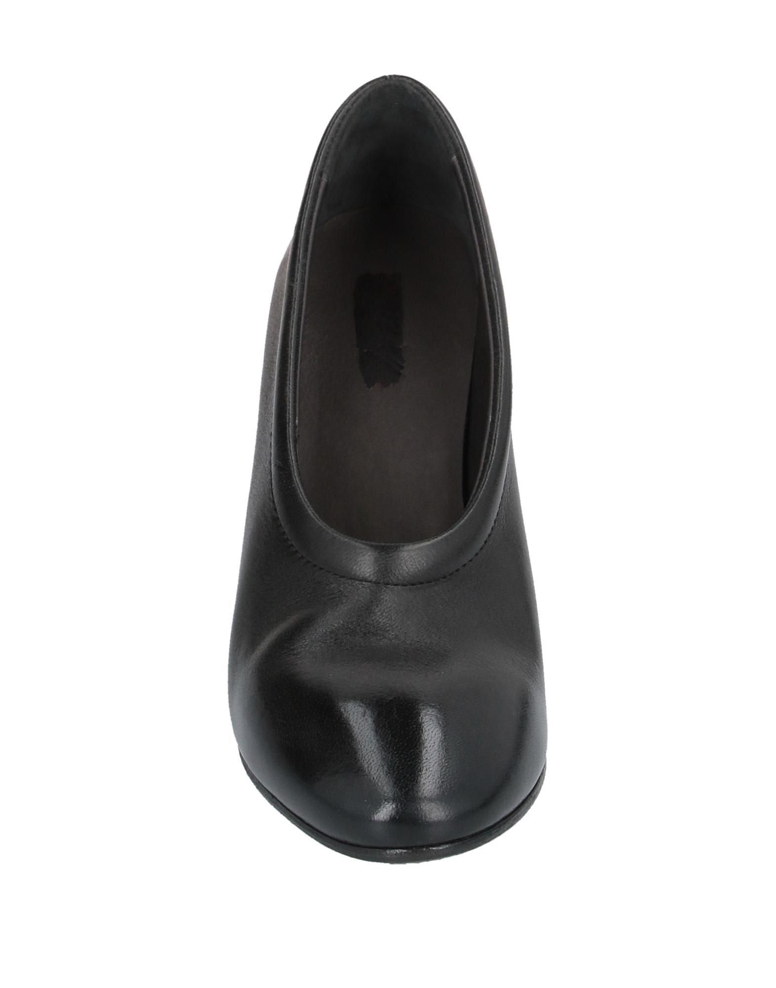 Zapatos de salón Marsèll de Cuero de color Negro