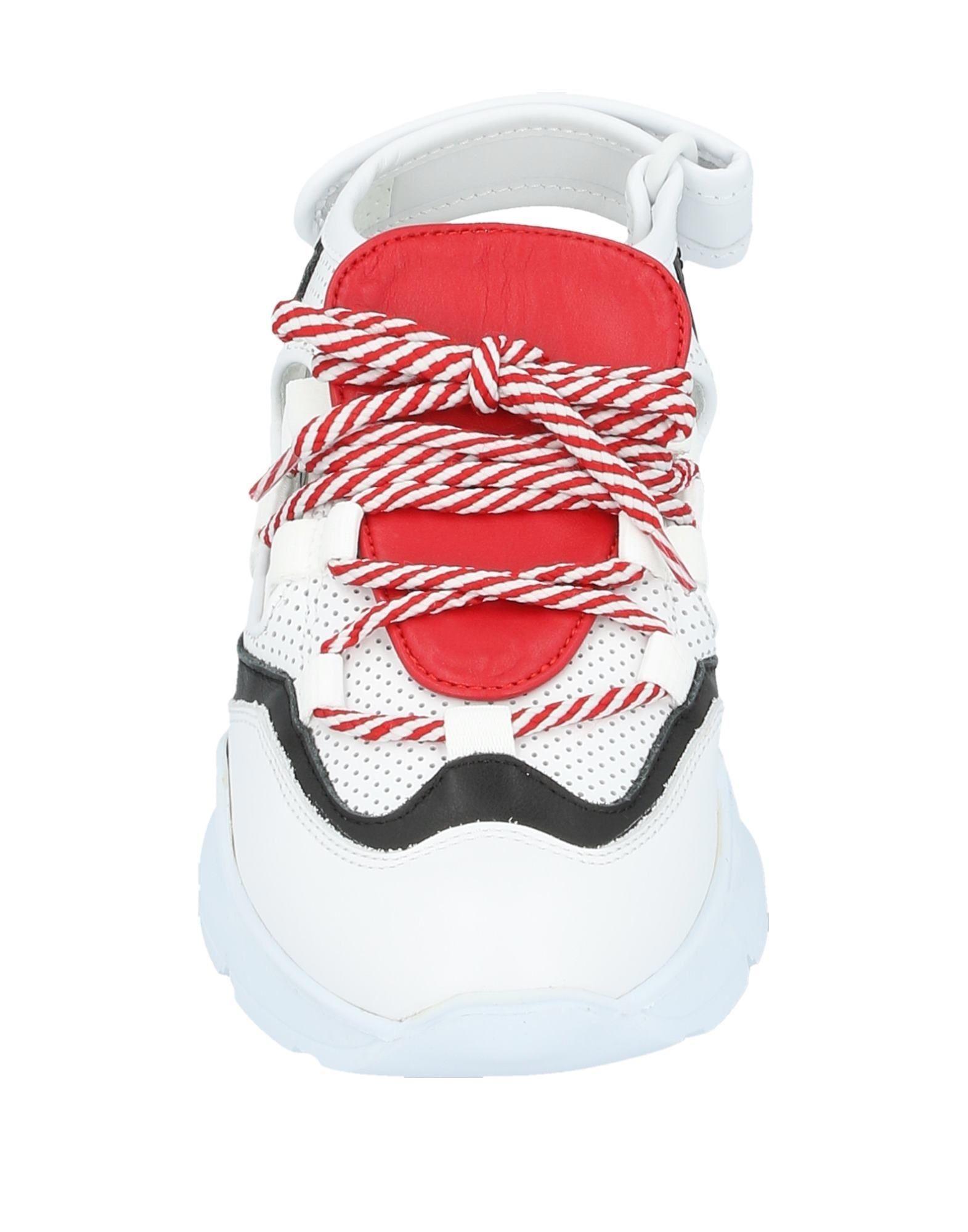Sneakers & Deportivas Leather Crown de Cuero de color Blanco