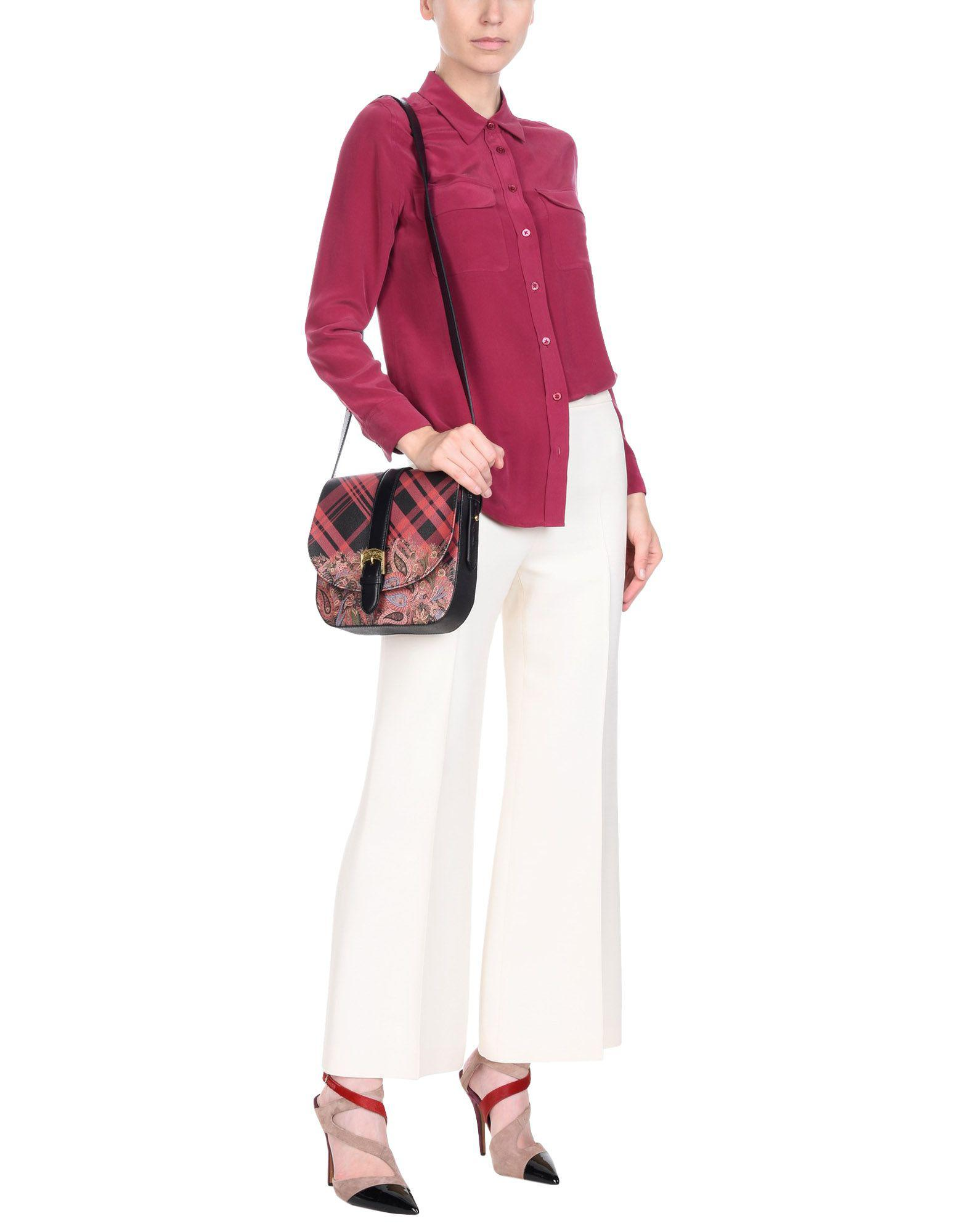 Etro Cross-body Bag in Brick Red (Red)
