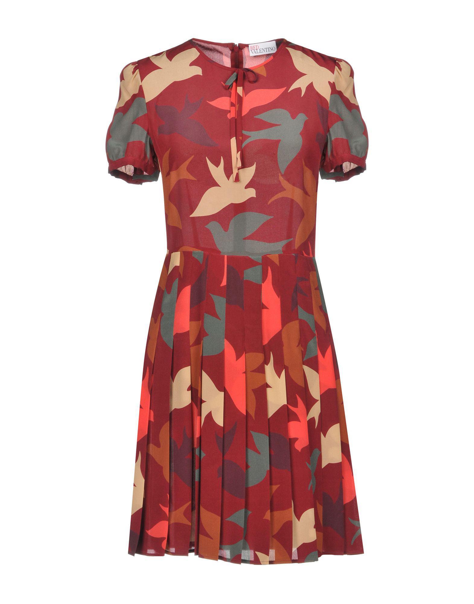 35d1df5bcca2 https   www.lyst.com clothing red-valentino-short-dresses-103  2018 ...