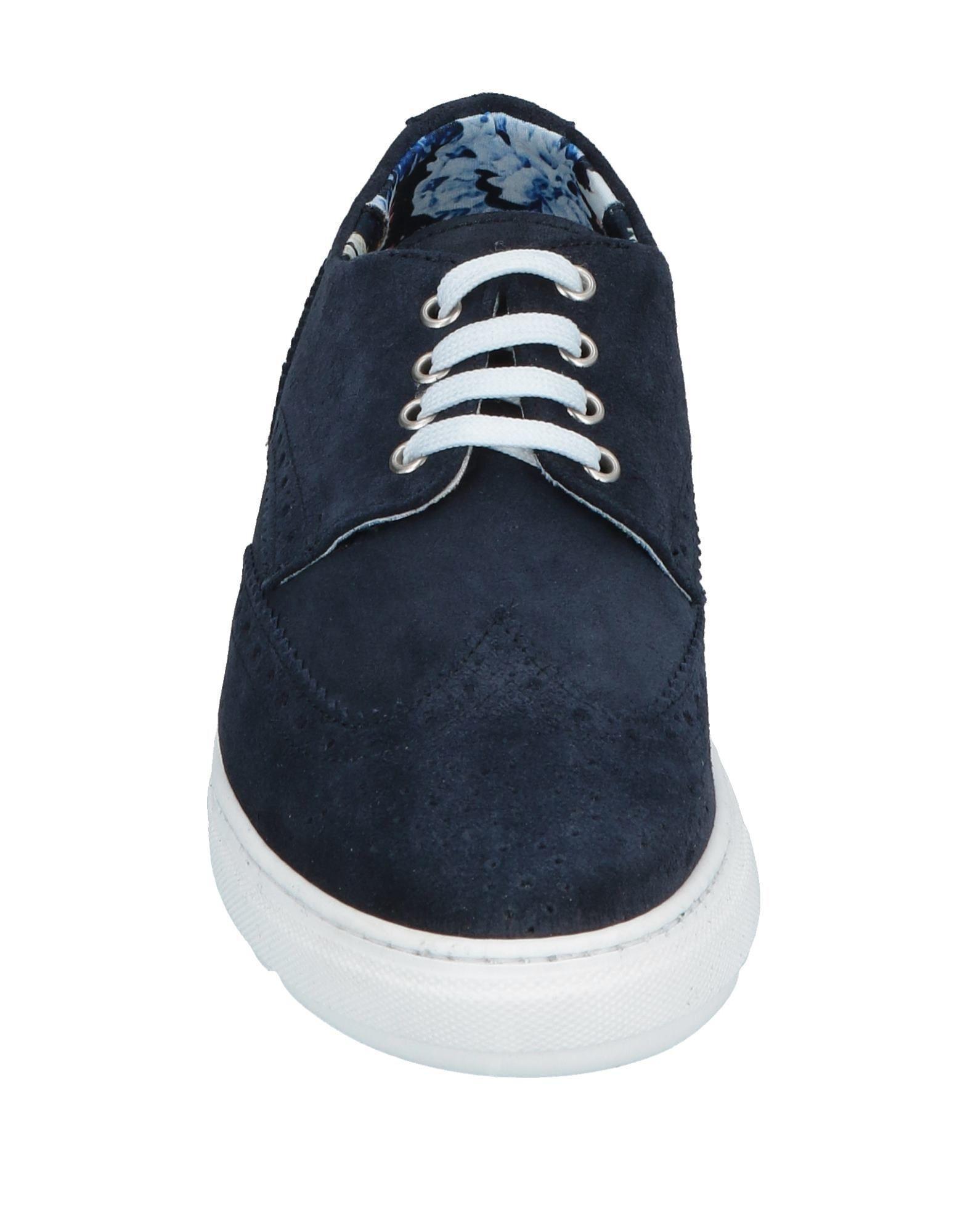 Chaussures à lacets Caoutchouc AT.P.CO pour homme en coloris Bleu