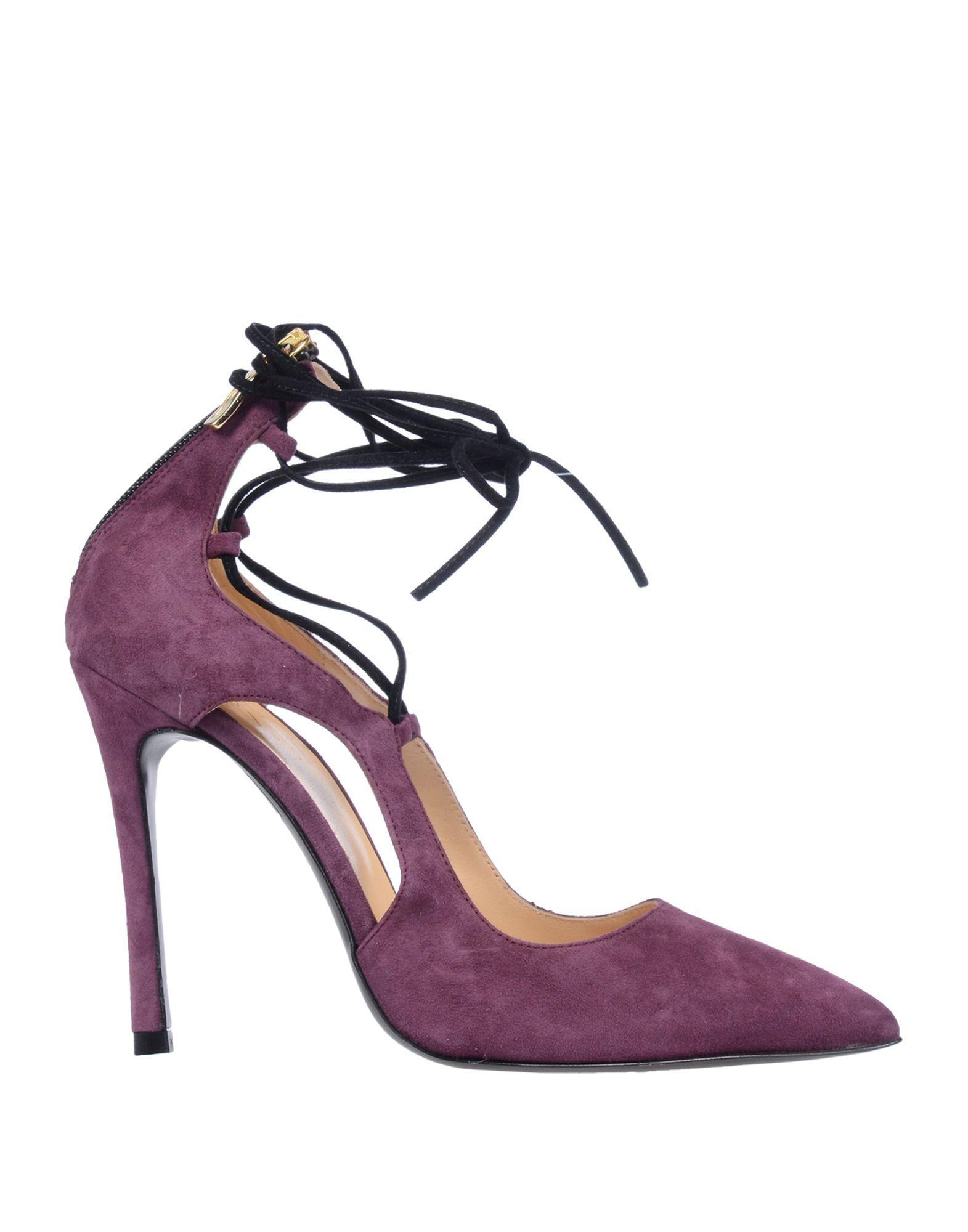 c37d10e76db salón Lyst color Morado de Zapatos de Icône IYE2H9WD