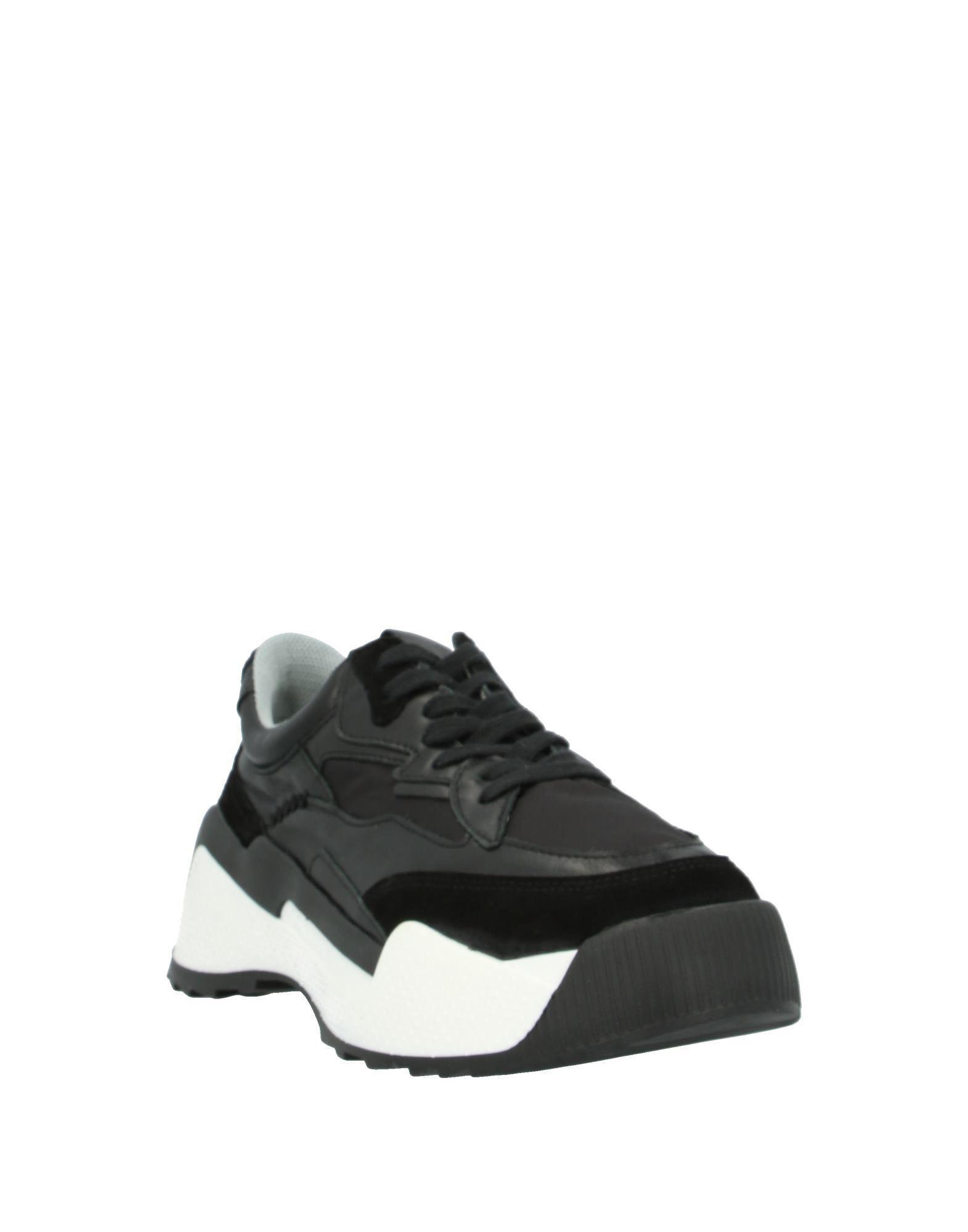 Sneakers & Deportivas Napapijri de Ante de color Negro