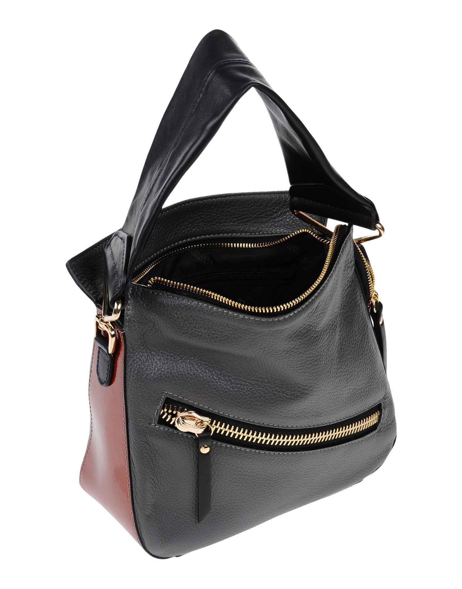 Ab Asia Bellucci Handtaschen in Schwarz O2MMI