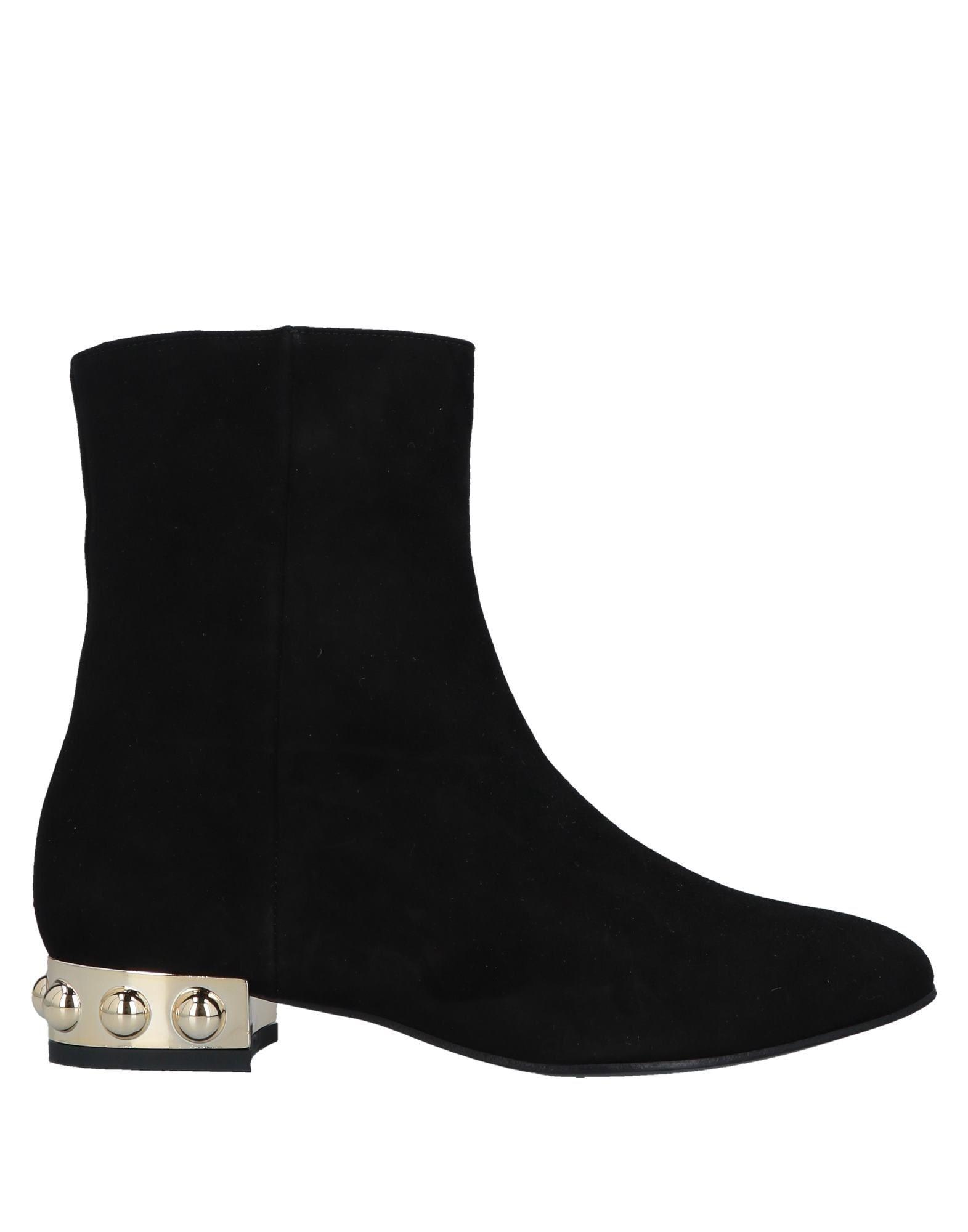 63b688a6e68b Lyst - Marc Ellis Ankle Boots in Black