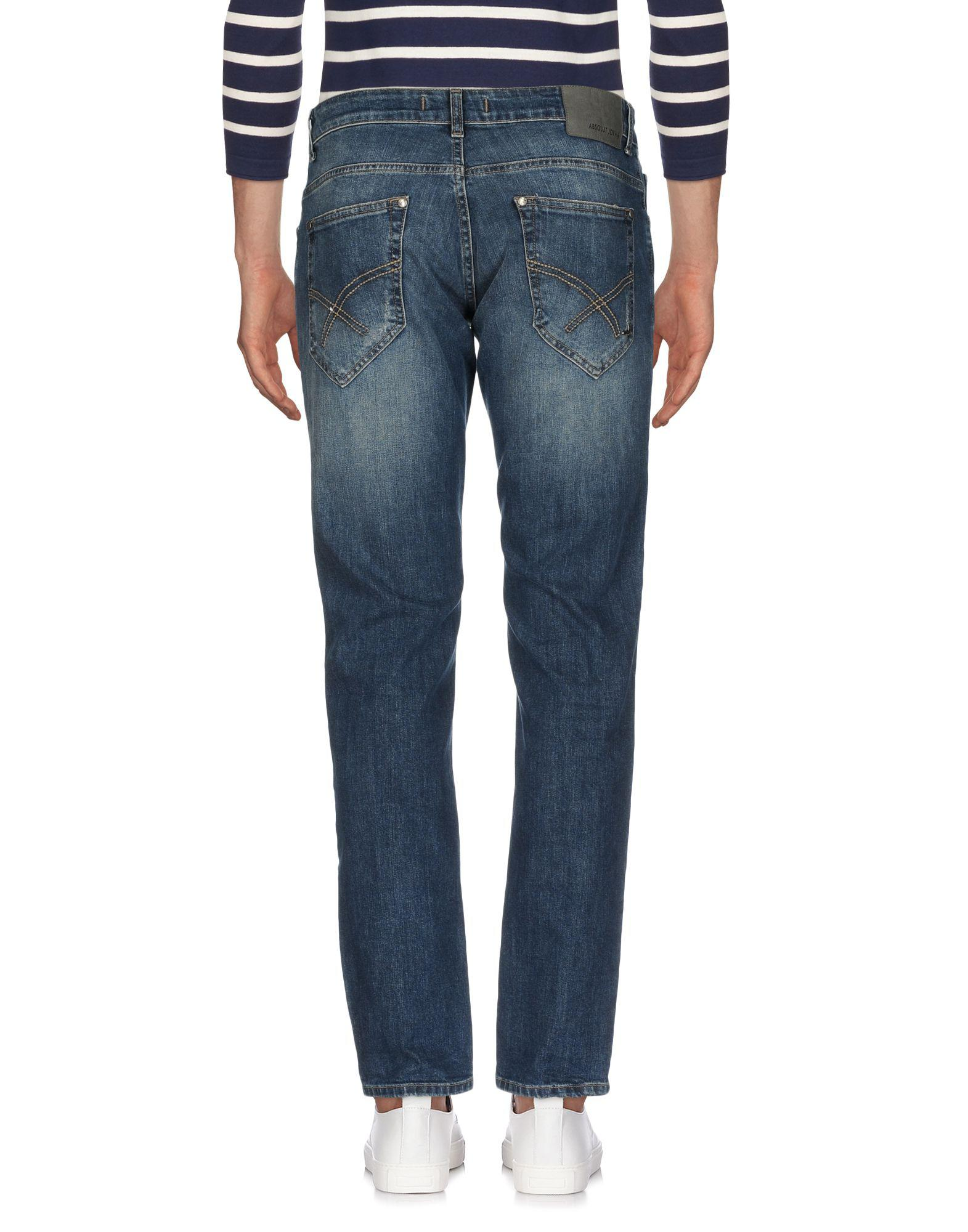 Joy Denim Trousers In For Men Lyst Absolut Blue E29IDH