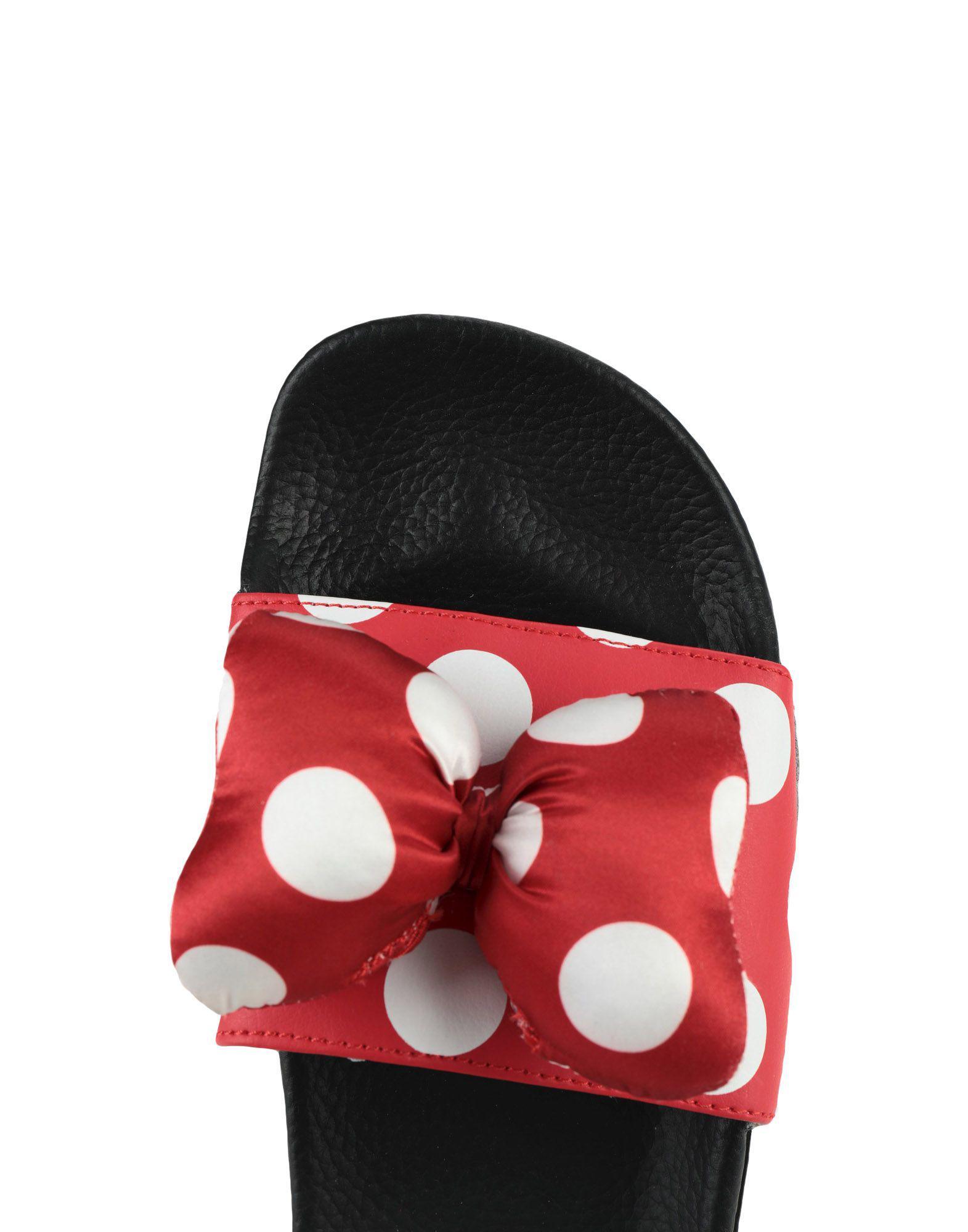 31da95cd5ec4 Lyst - Vans Sandals in Red - Save 56%