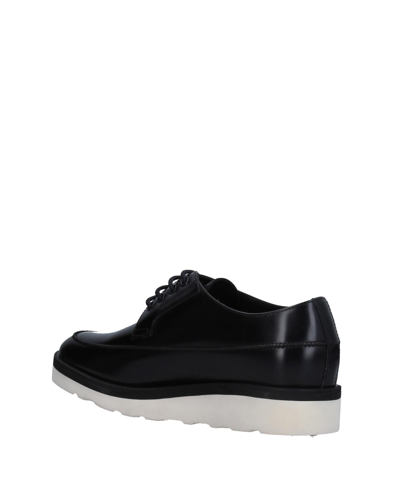 OAMC Leather Lace-up Shoe in Black for Men