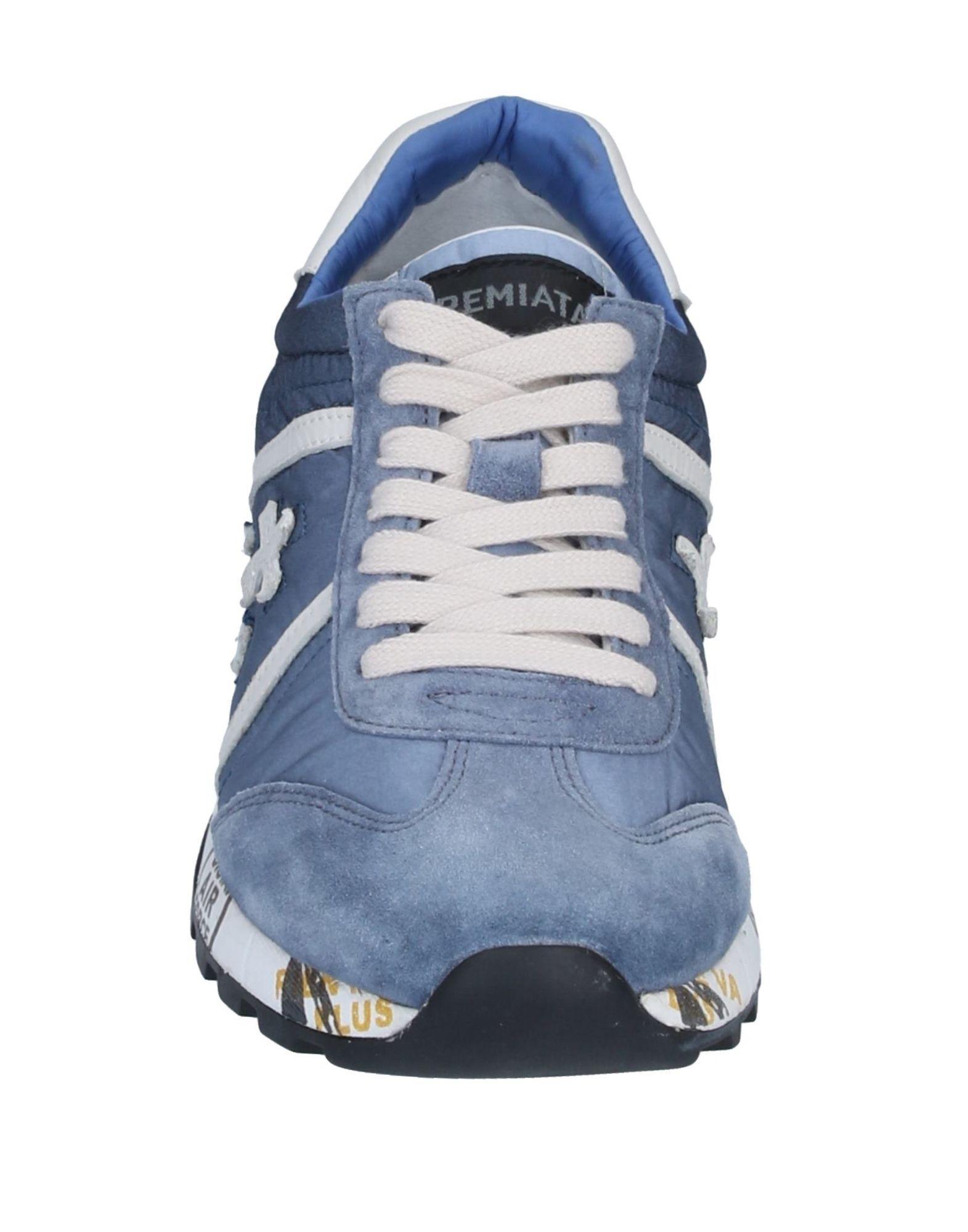 Sneakers & Deportivas Premiata de color Azul