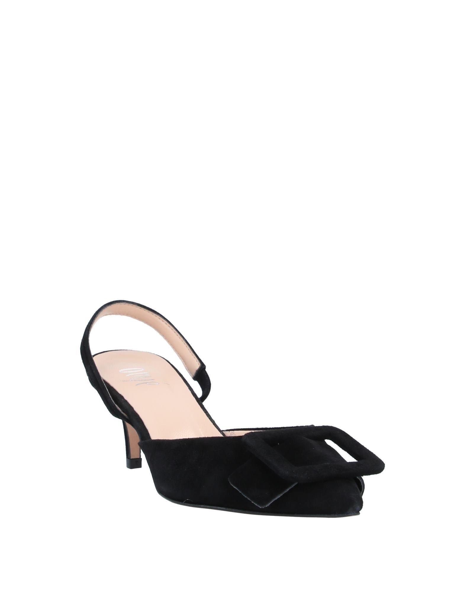 Zapatos de salón Ovye' By Cristina Lucchi de Cuero de color Negro