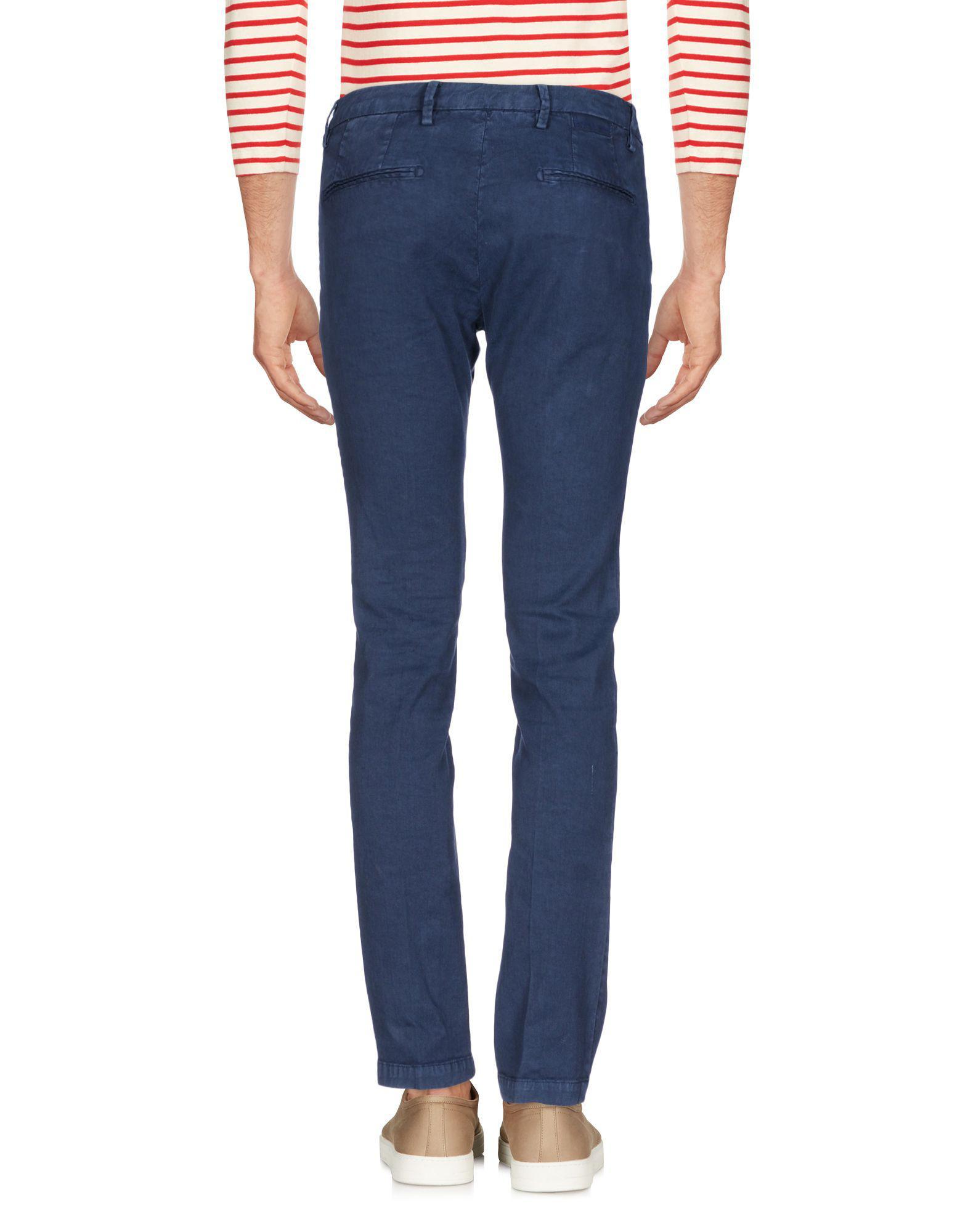 Michael Coal Denim Pants in Dark Blue (Blue) for Men