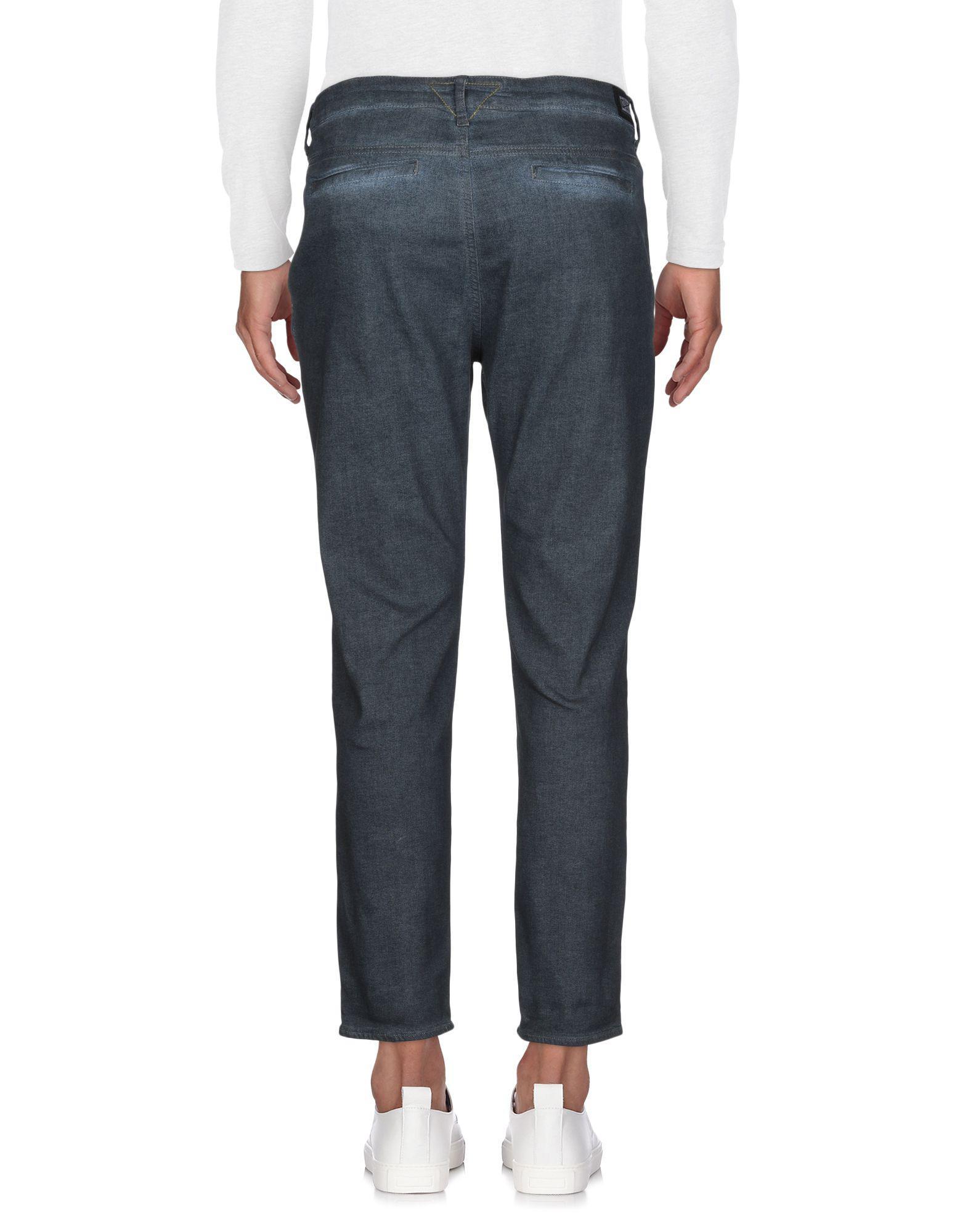 Meltin' Pot Denim Trousers in Lead (Blue) for Men