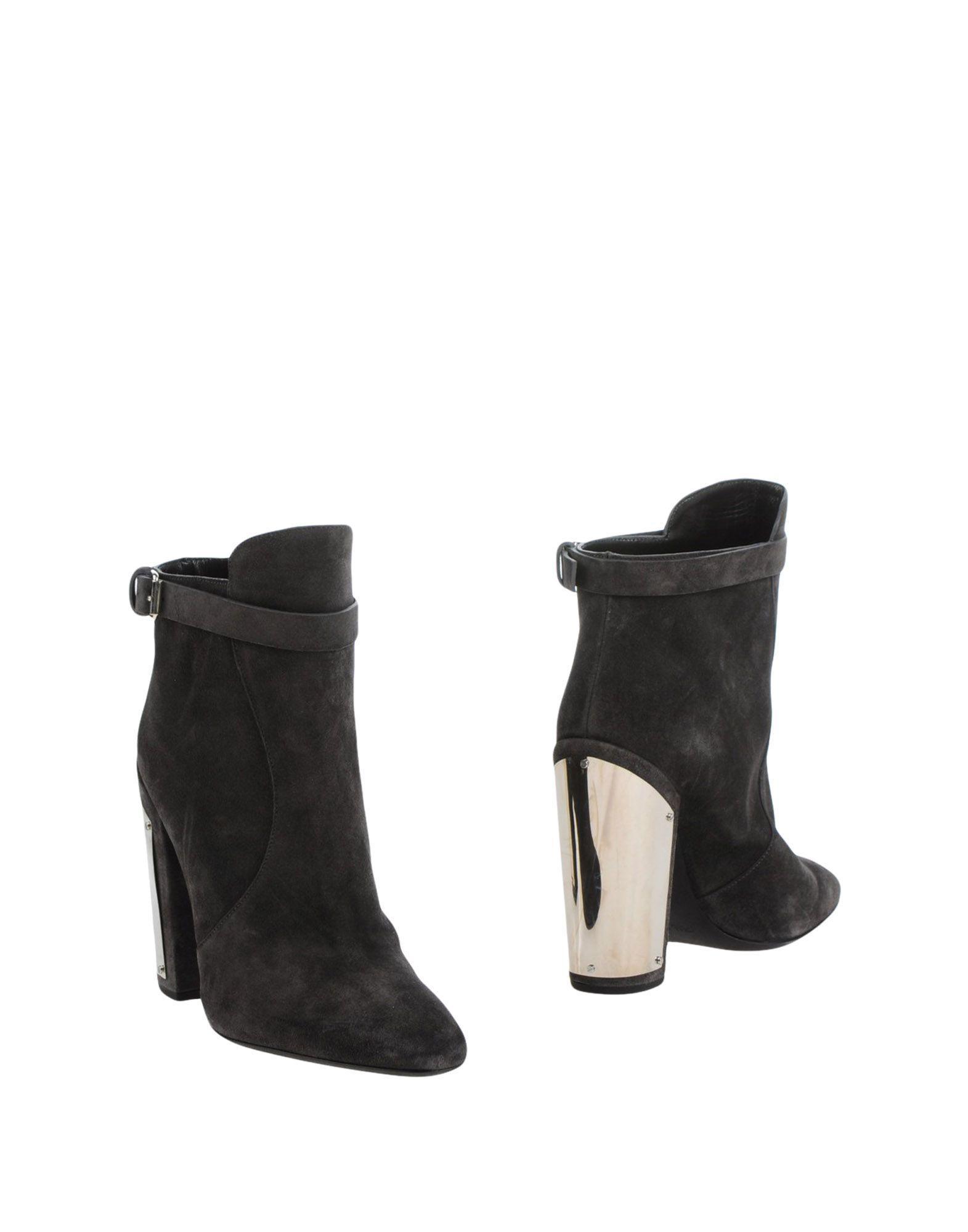 Giambattista Valli Patent Leather Ankle Boots l4Hsl2Qkvp