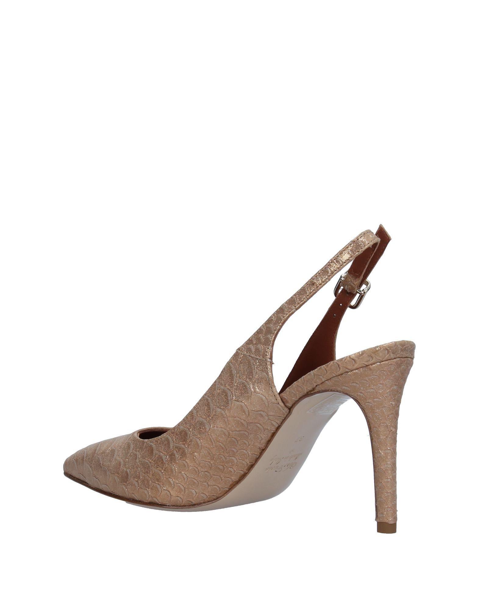 Zapatos de salón Giancarlo Paoli de color Marrón