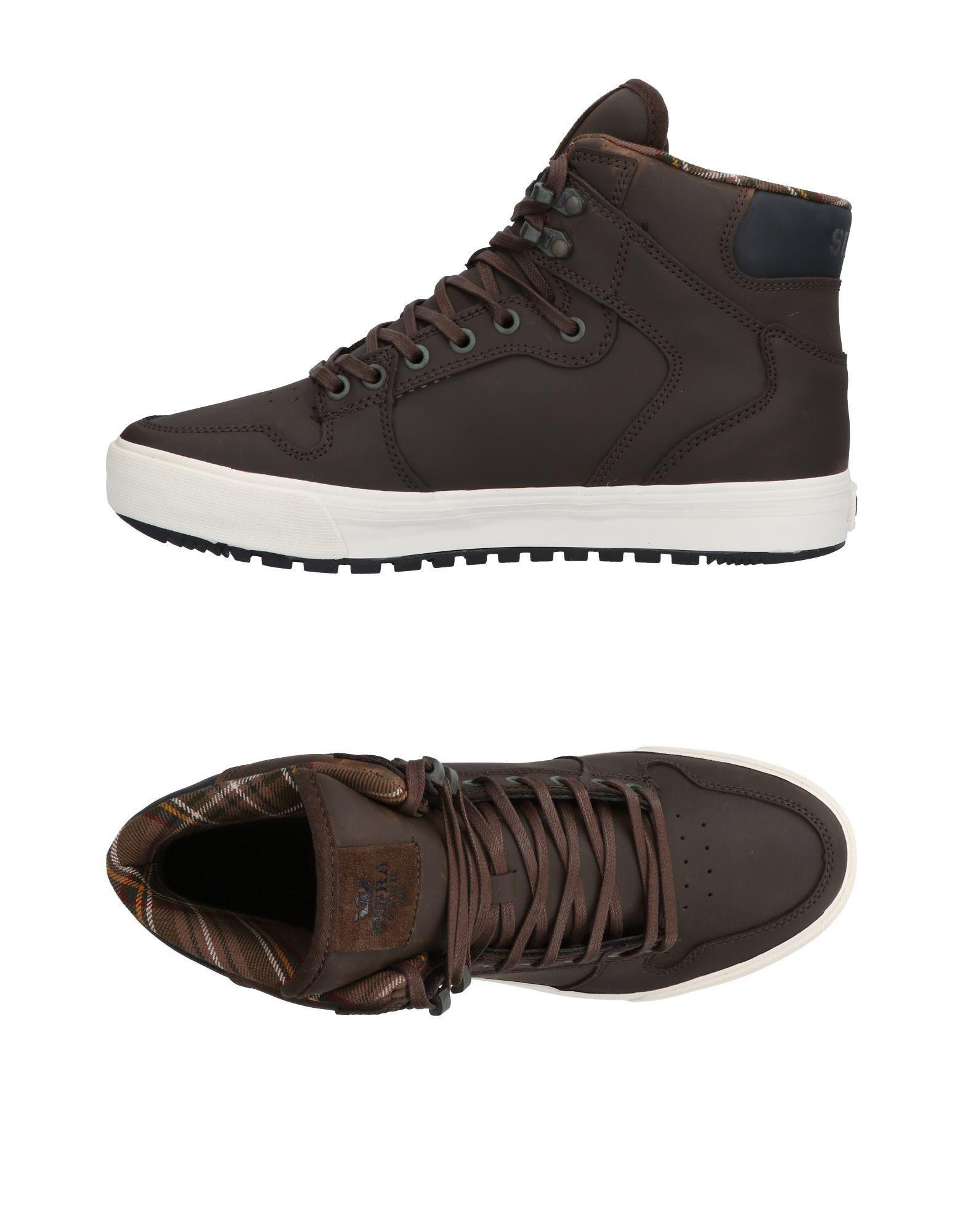 b9d3b71d4ab6 Supra High-tops   Sneakers in Brown for Men - Lyst