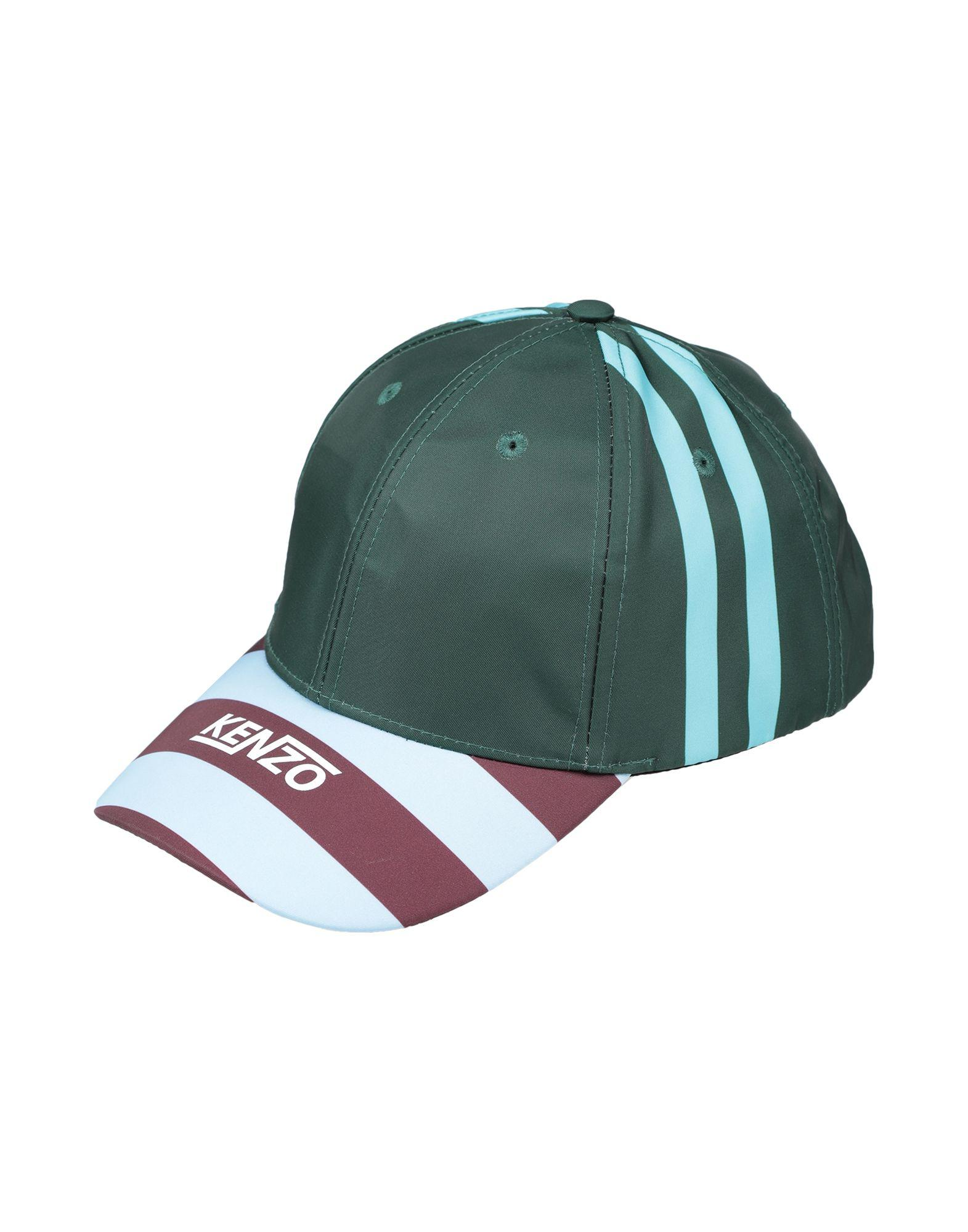 Kenzo Hat in Green for Men - Save 23.47826086956522% - Lyst 44abf4c8f245