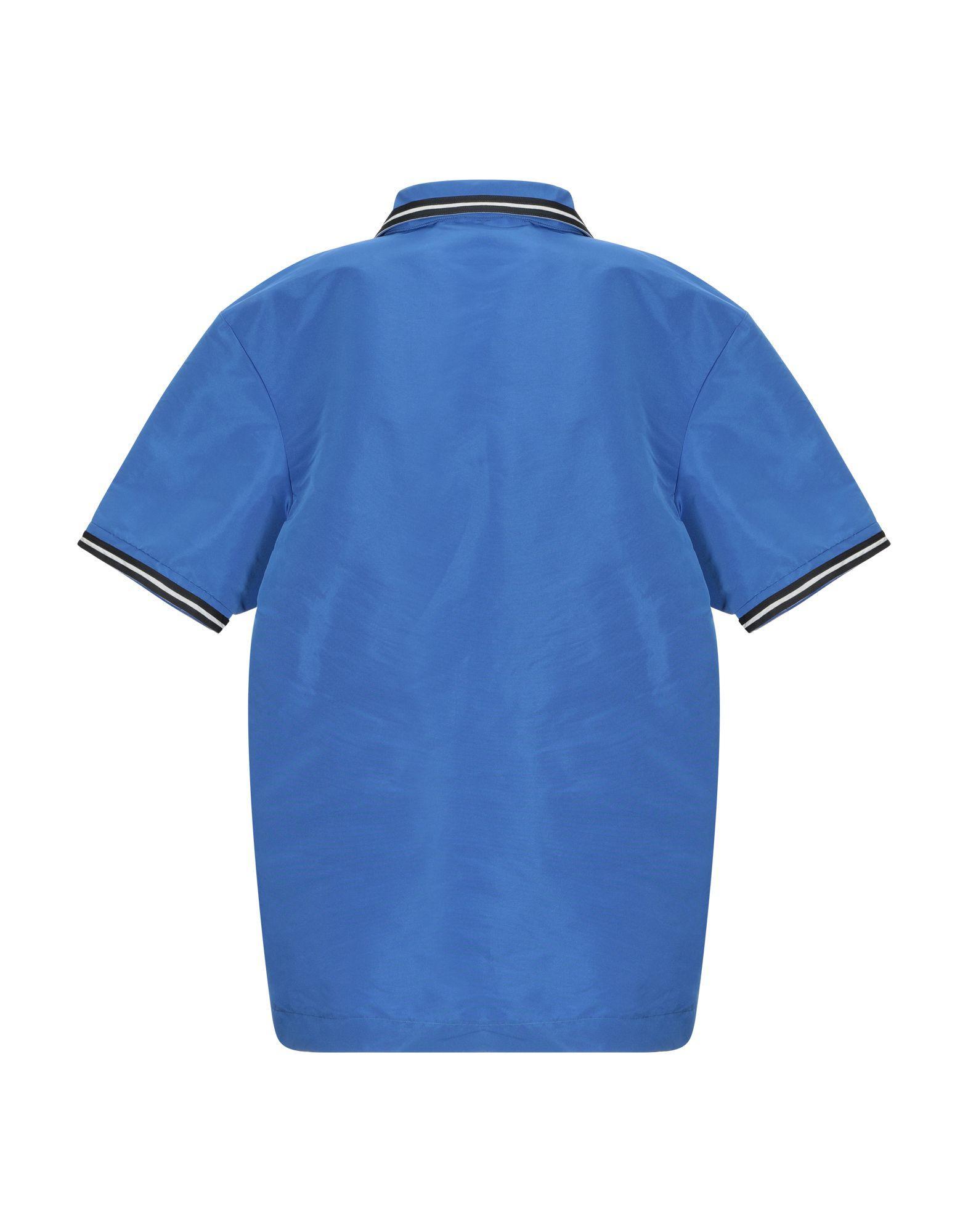 Polo Synthétique Marni en coloris Bleu