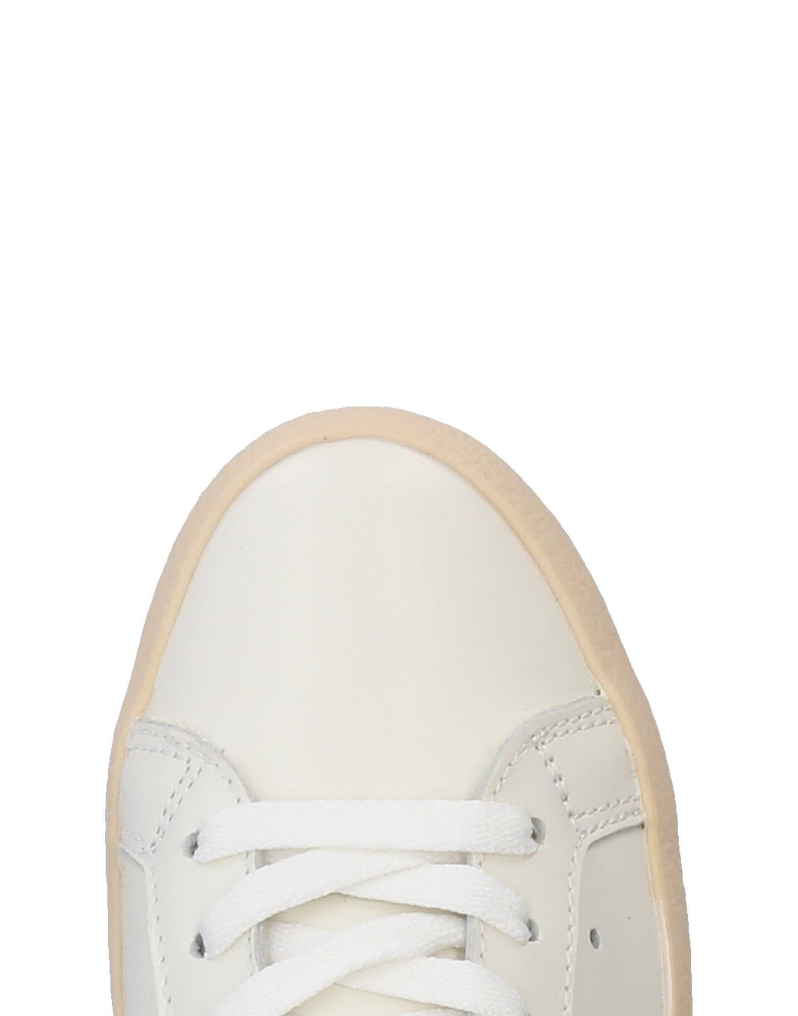 Essentiel Antwerp Leather Low-tops & Sneakers in White