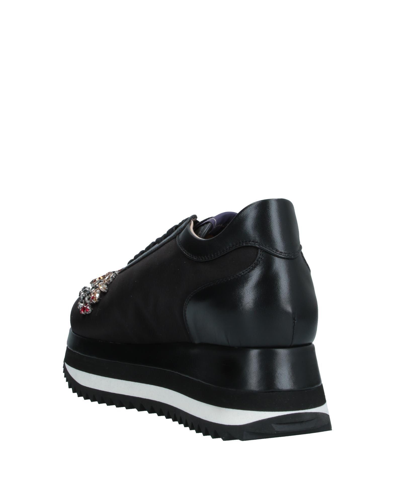 Sneakers & Deportivas Le Silla de Raso de color Negro