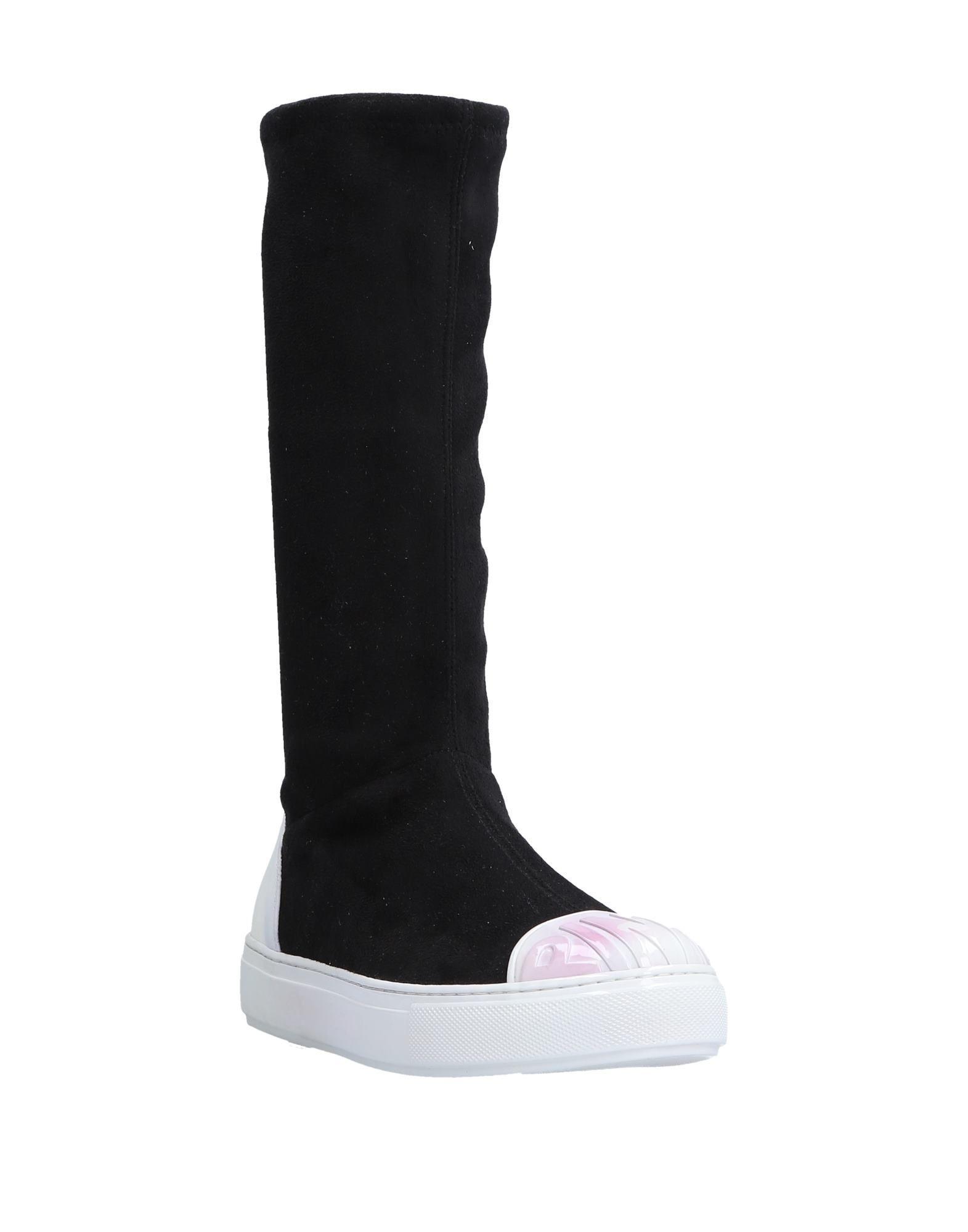 Botas Pinko de Caucho de color Negro