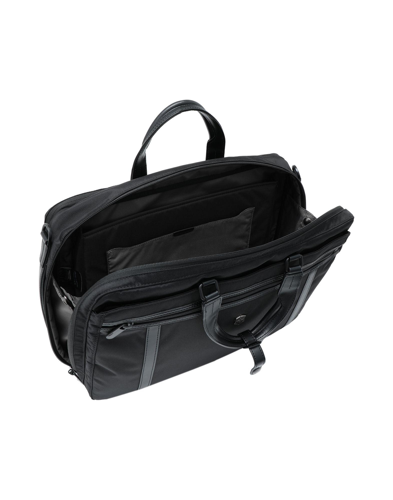 32078c5f7e Lyst - Victorinox Work Bags in Black