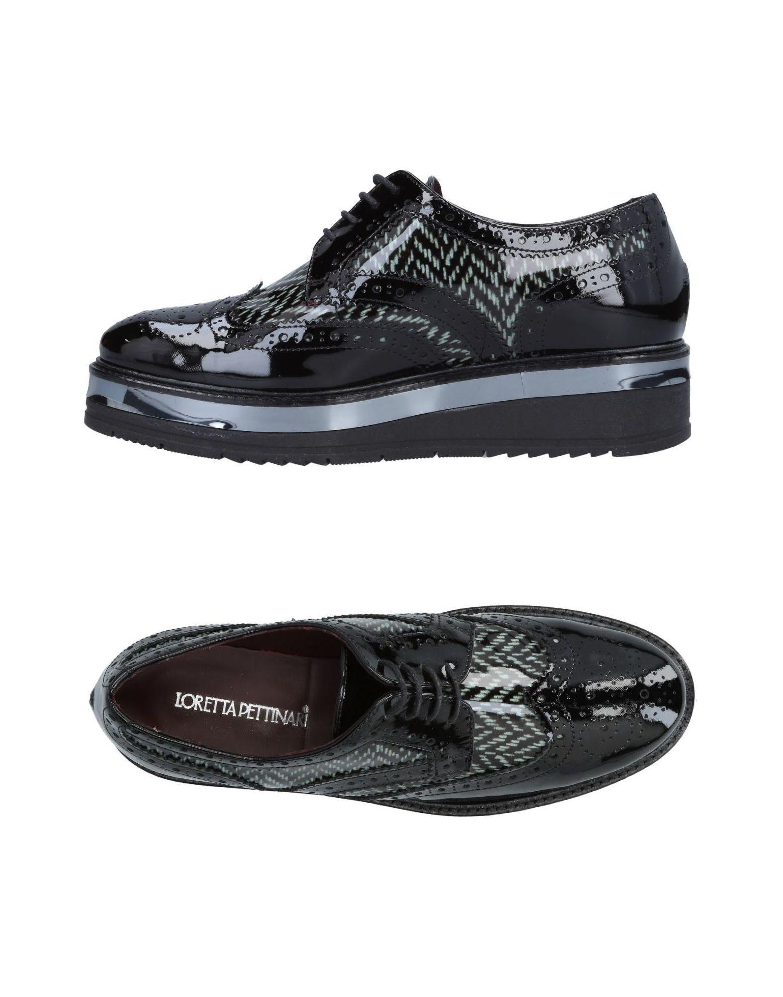 Loretta Pettinari Chaussures À Lacets JiLskz