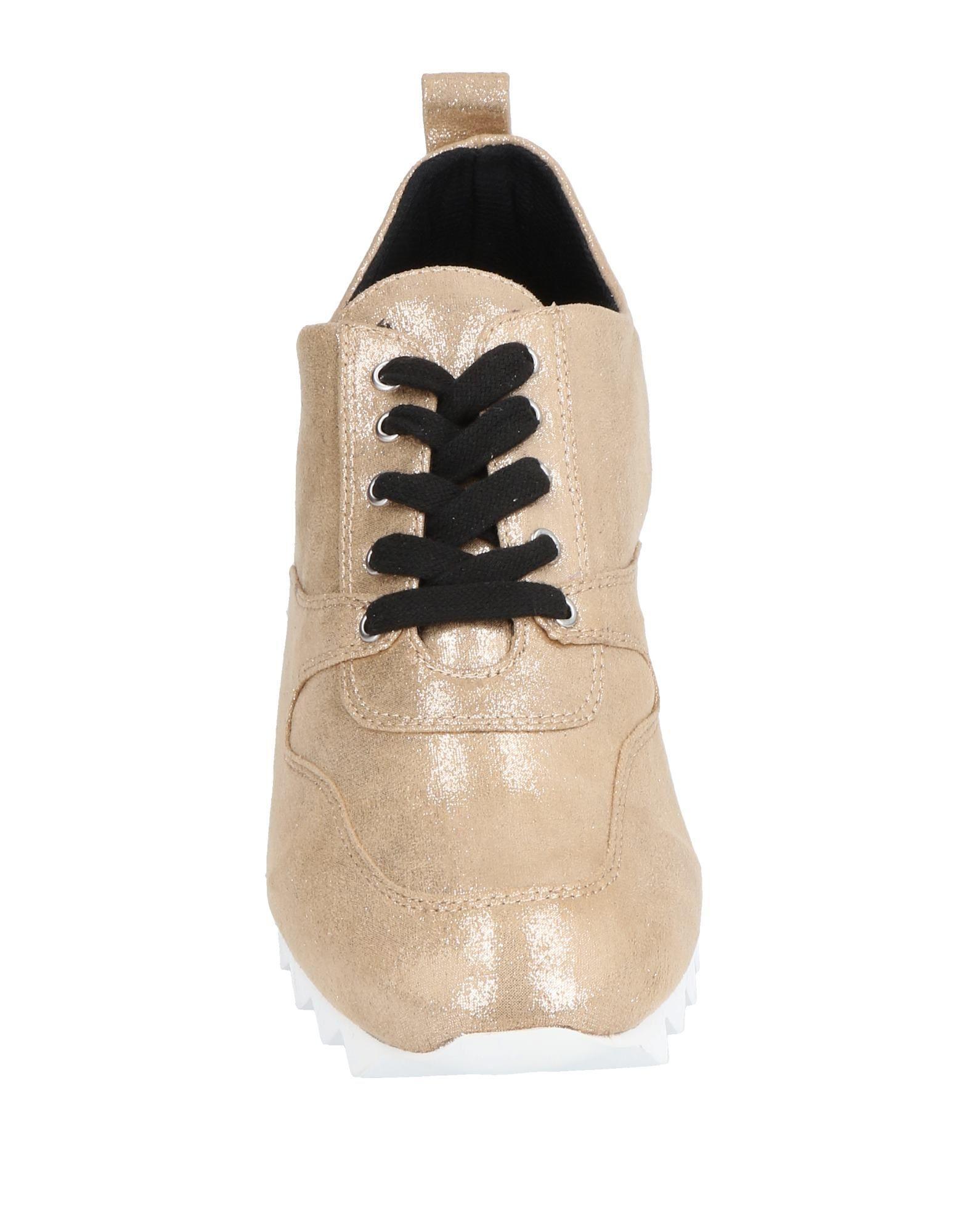 Silvian Heach Rubber Low-tops & Sneakers in Beige (Natural)