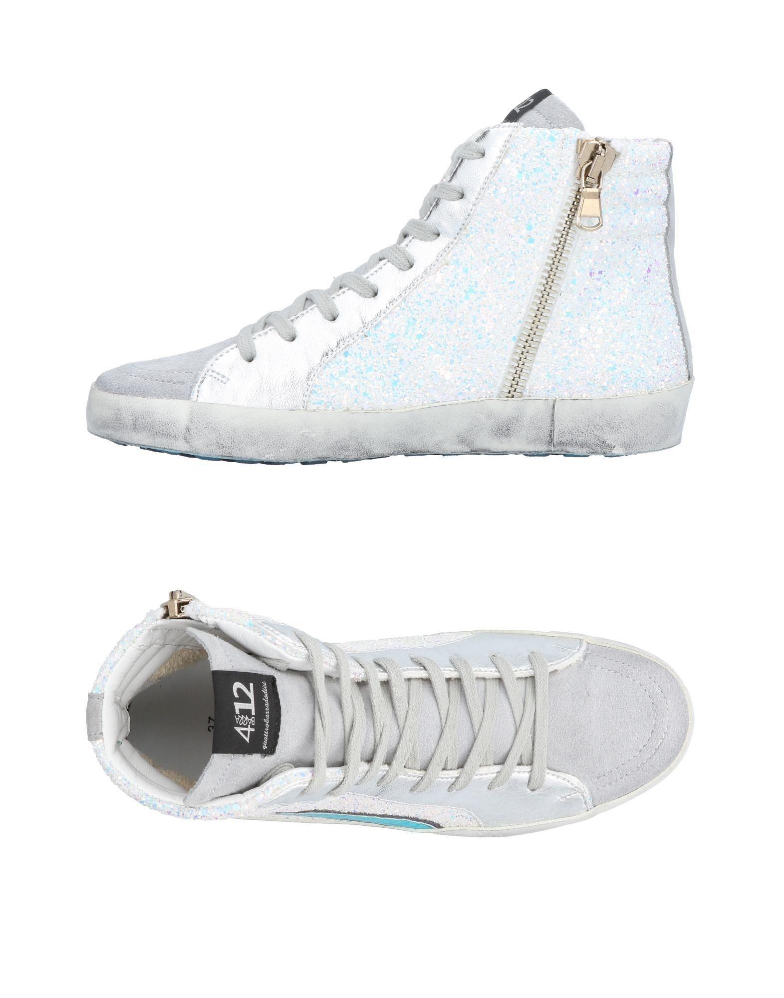 FOOTWEAR - High-tops & sneakers Quattrobarradodici 7F8le