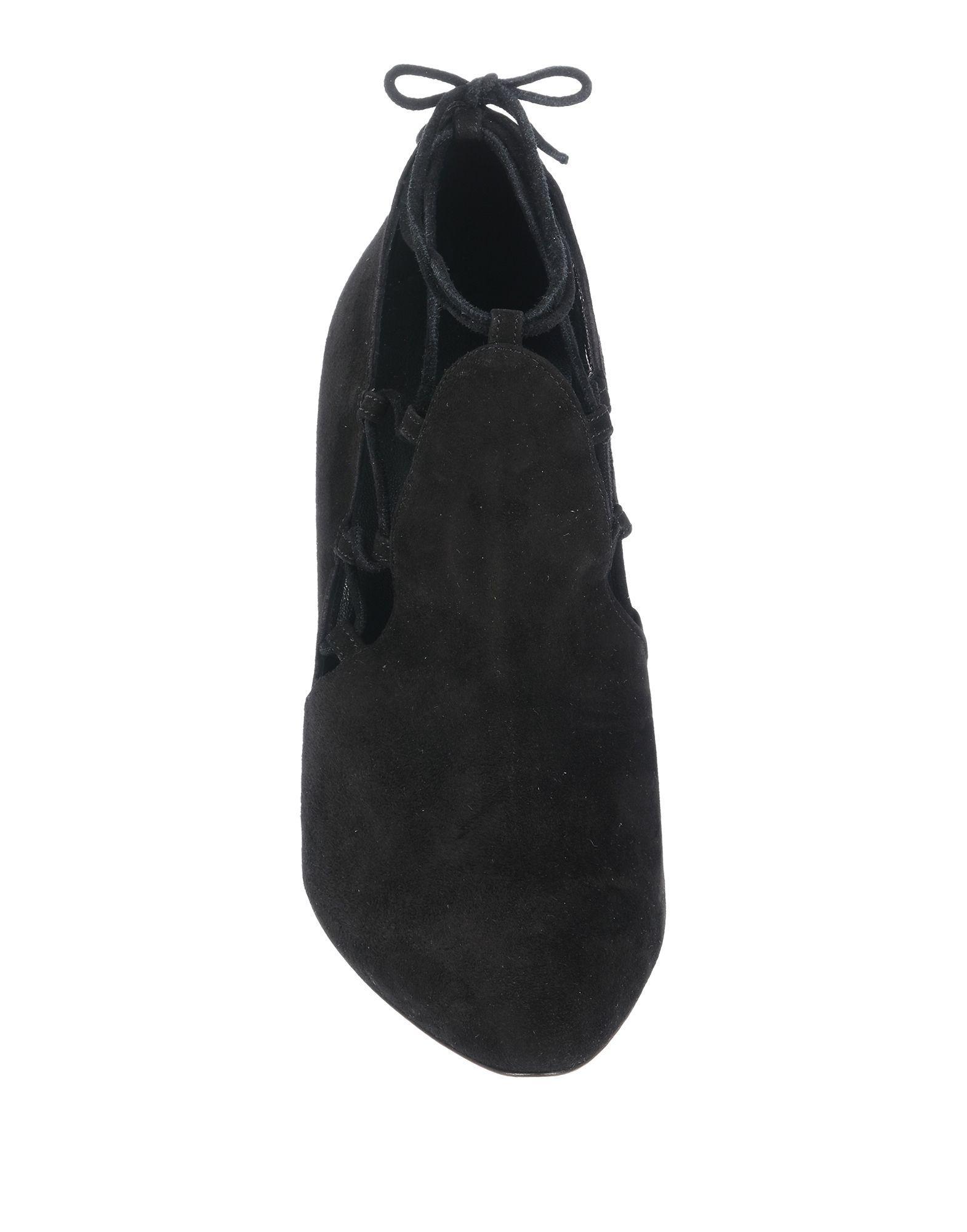 Botines Deimille de Cuero de color Negro
