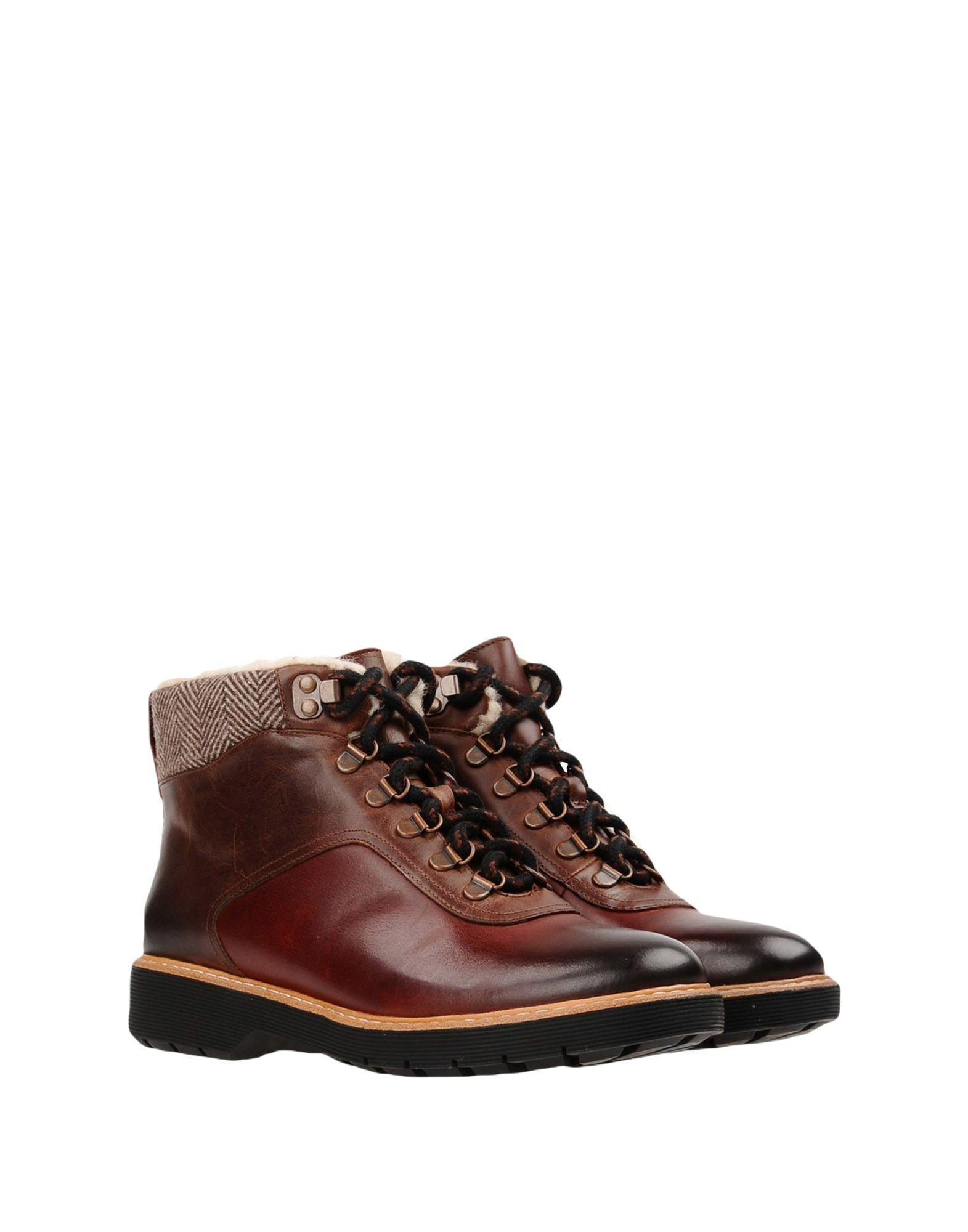 Clarks Ankle Boots in Cocoa (Brown)