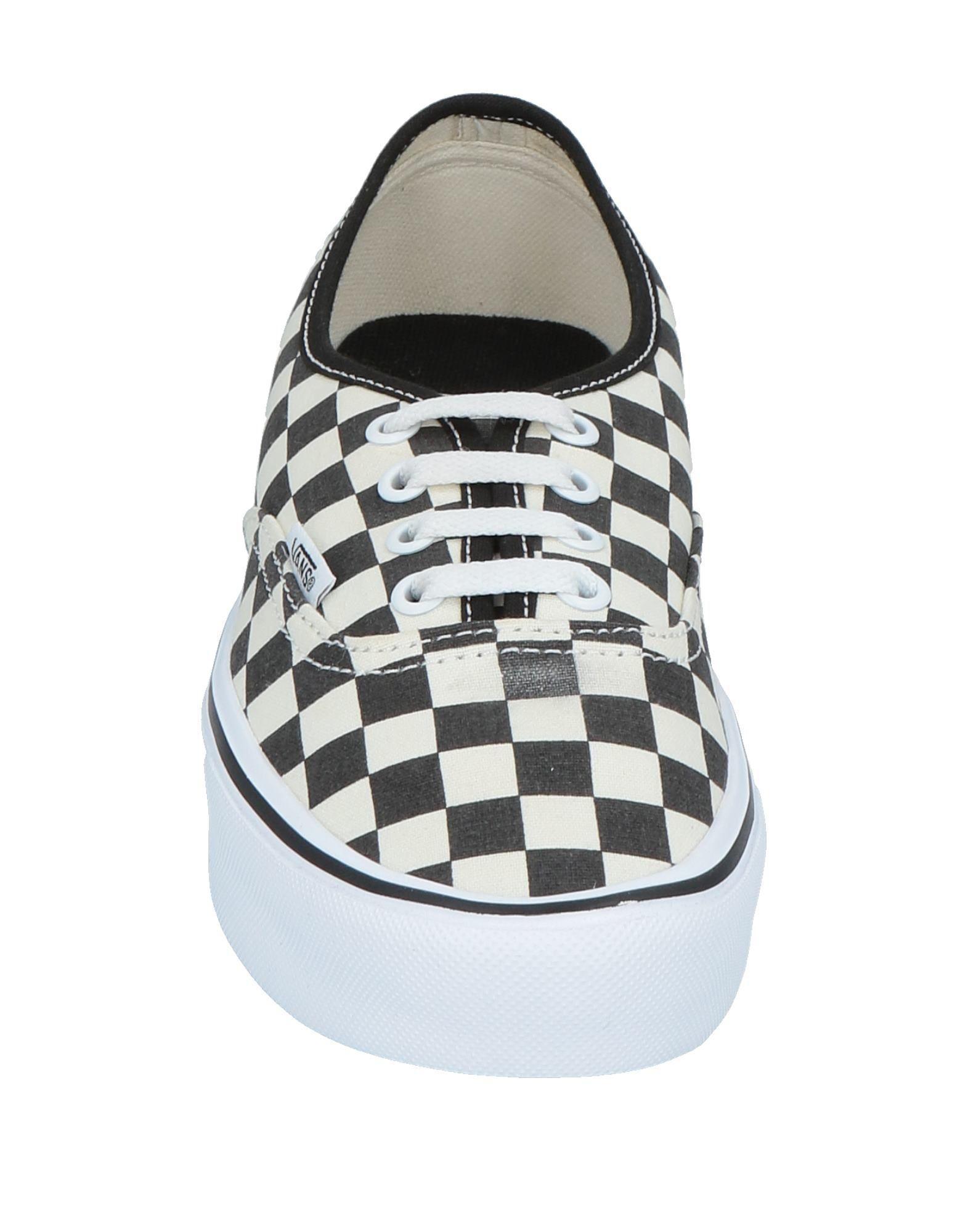 Sneakers & Deportivas Vans de Lona de color Negro