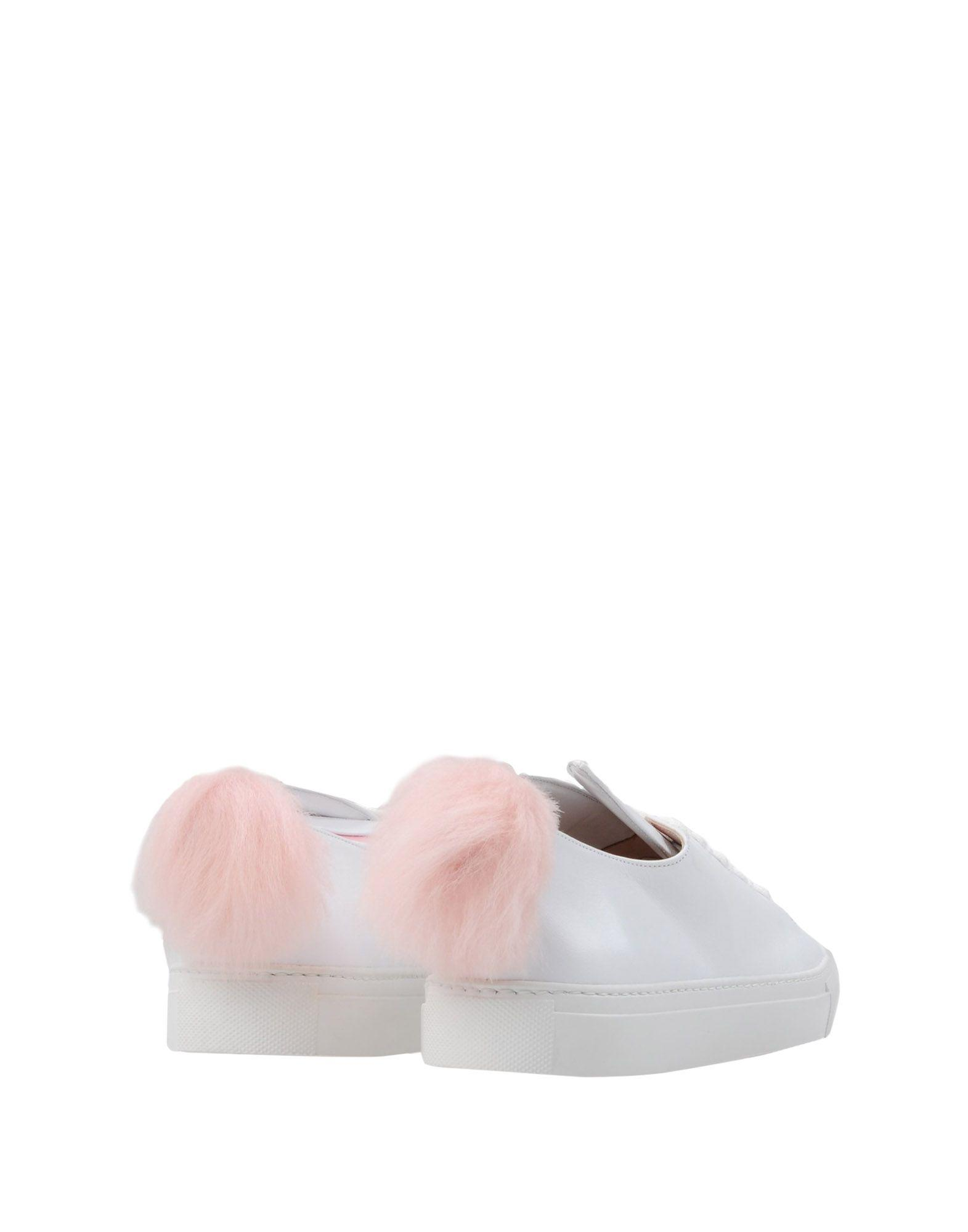 Minna Parikka Leather Low-tops & Sneakers in White