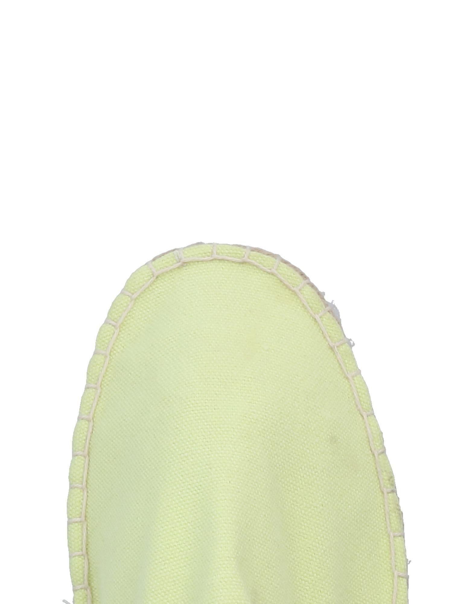 Espadrillas Superga de Lona de color Verde