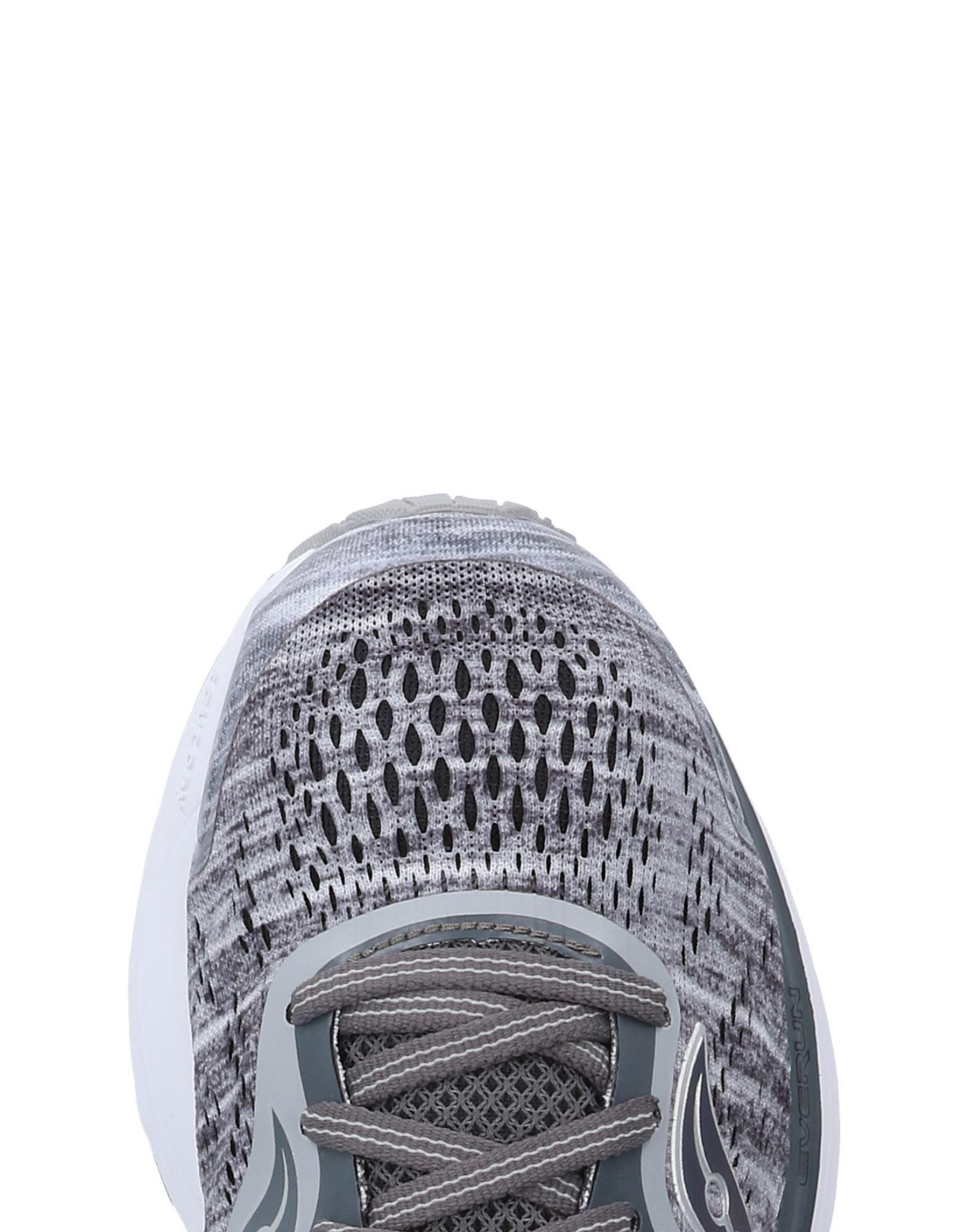 Sneakers & Deportivas Saucony de Caucho de color Gris