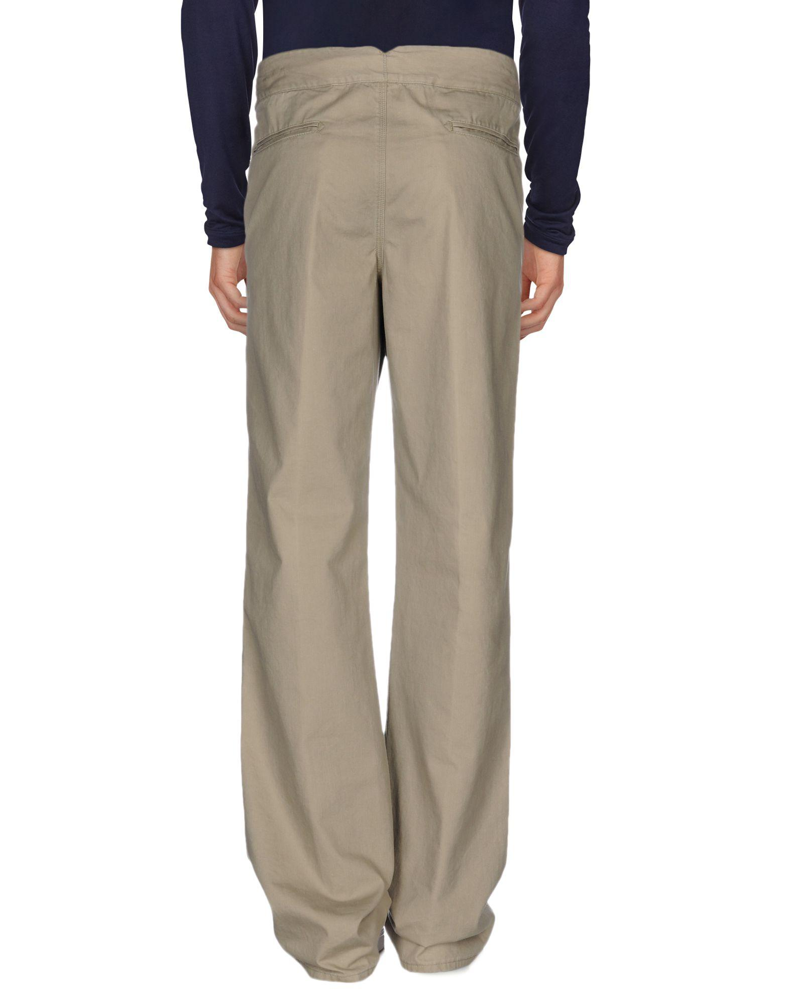 Golden Goose Deluxe Brand Denim Trousers in Sand (Natural) for Men